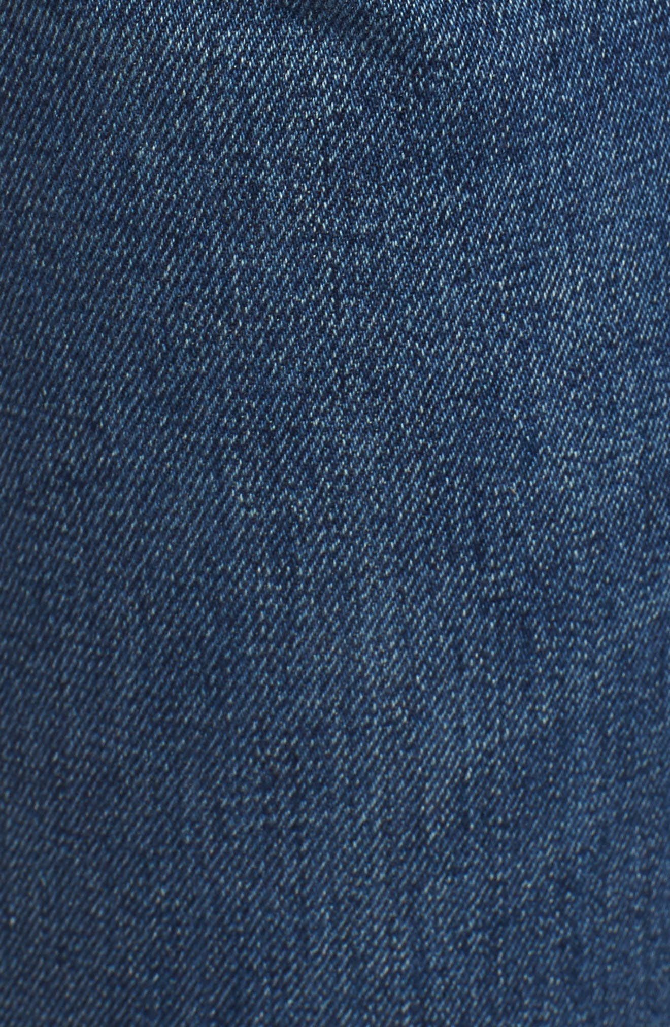 The Original Straight Leg Jeans,                             Alternate thumbnail 6, color,                             Westry