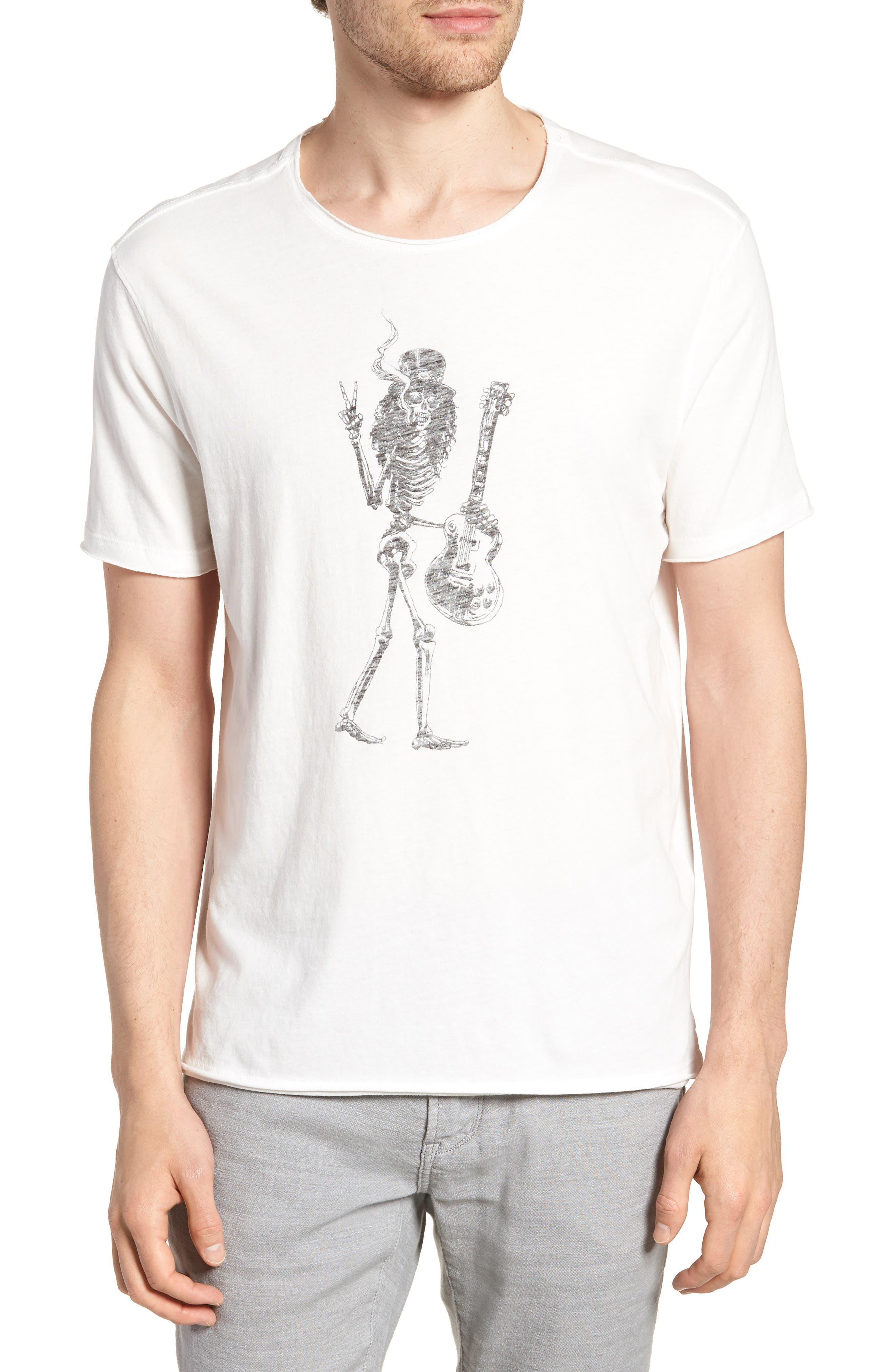 John Varvatos Star USA Slash Crewneck T-Shirt