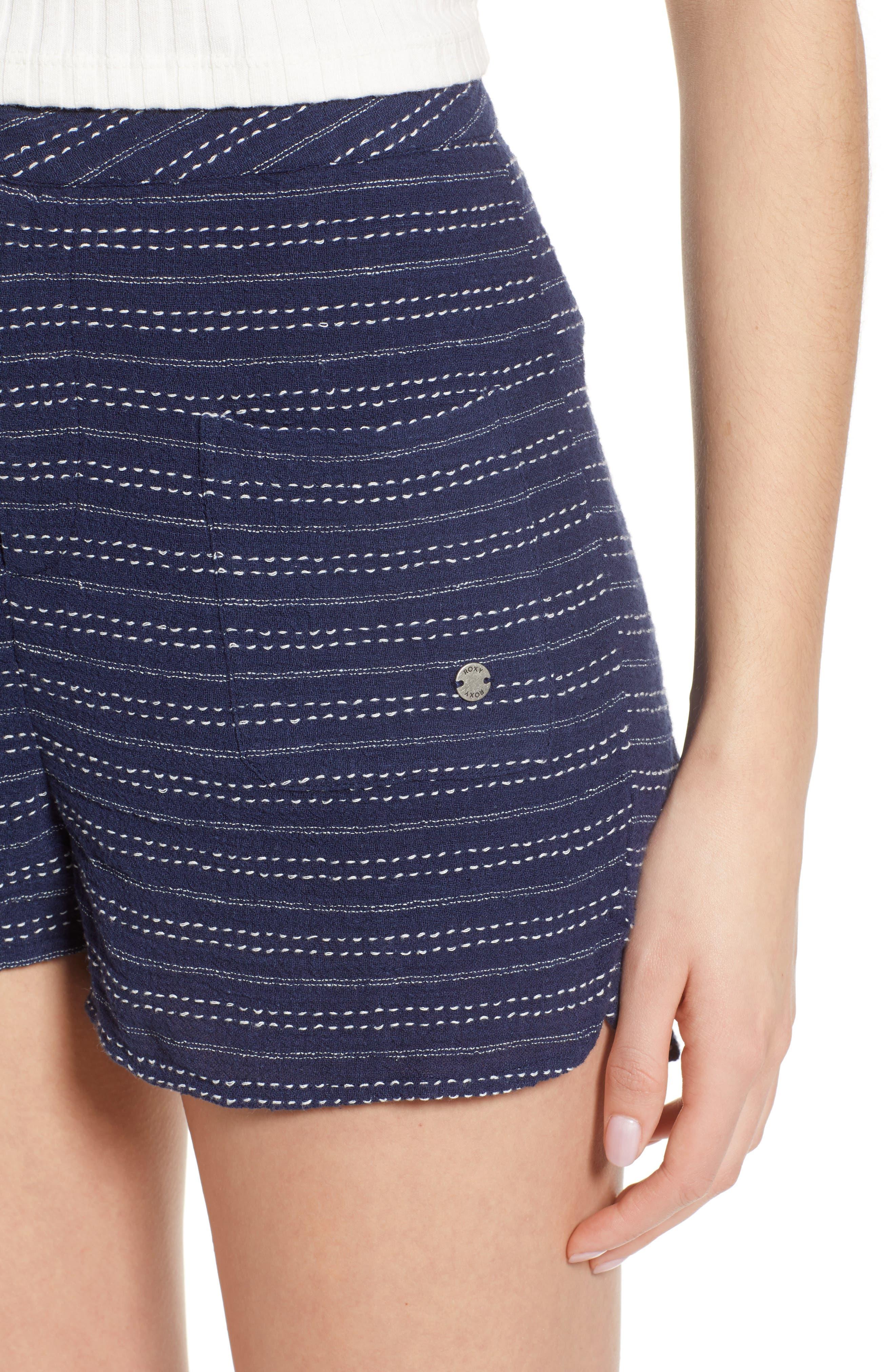 Blue Colorado River Shorts,                             Alternate thumbnail 5, color,                             Dress Blues