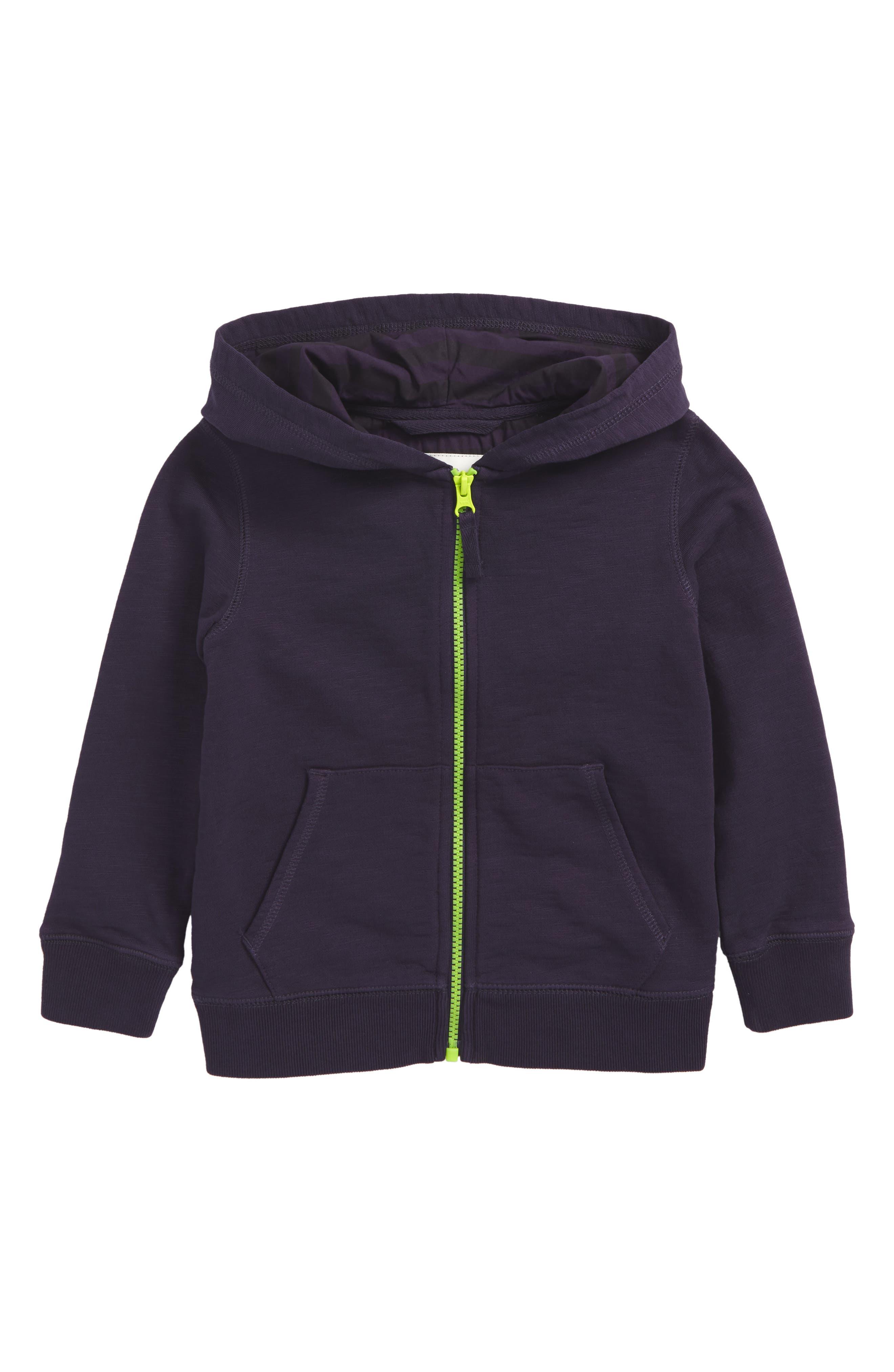 Full Zip Hoodie,                         Main,                         color, Ultra Marine Blue