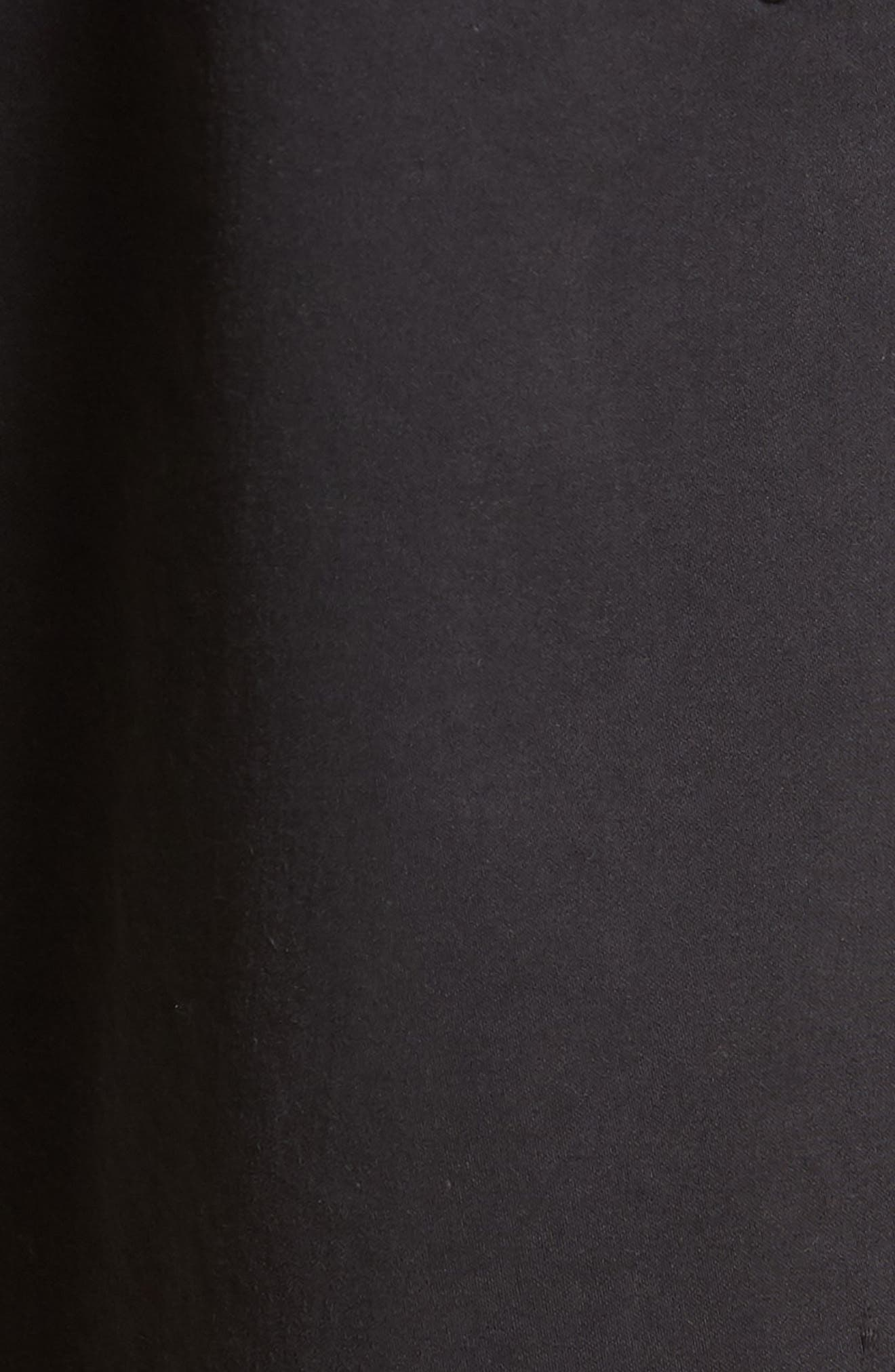 Casual Shorts,                             Alternate thumbnail 5, color,                             Black