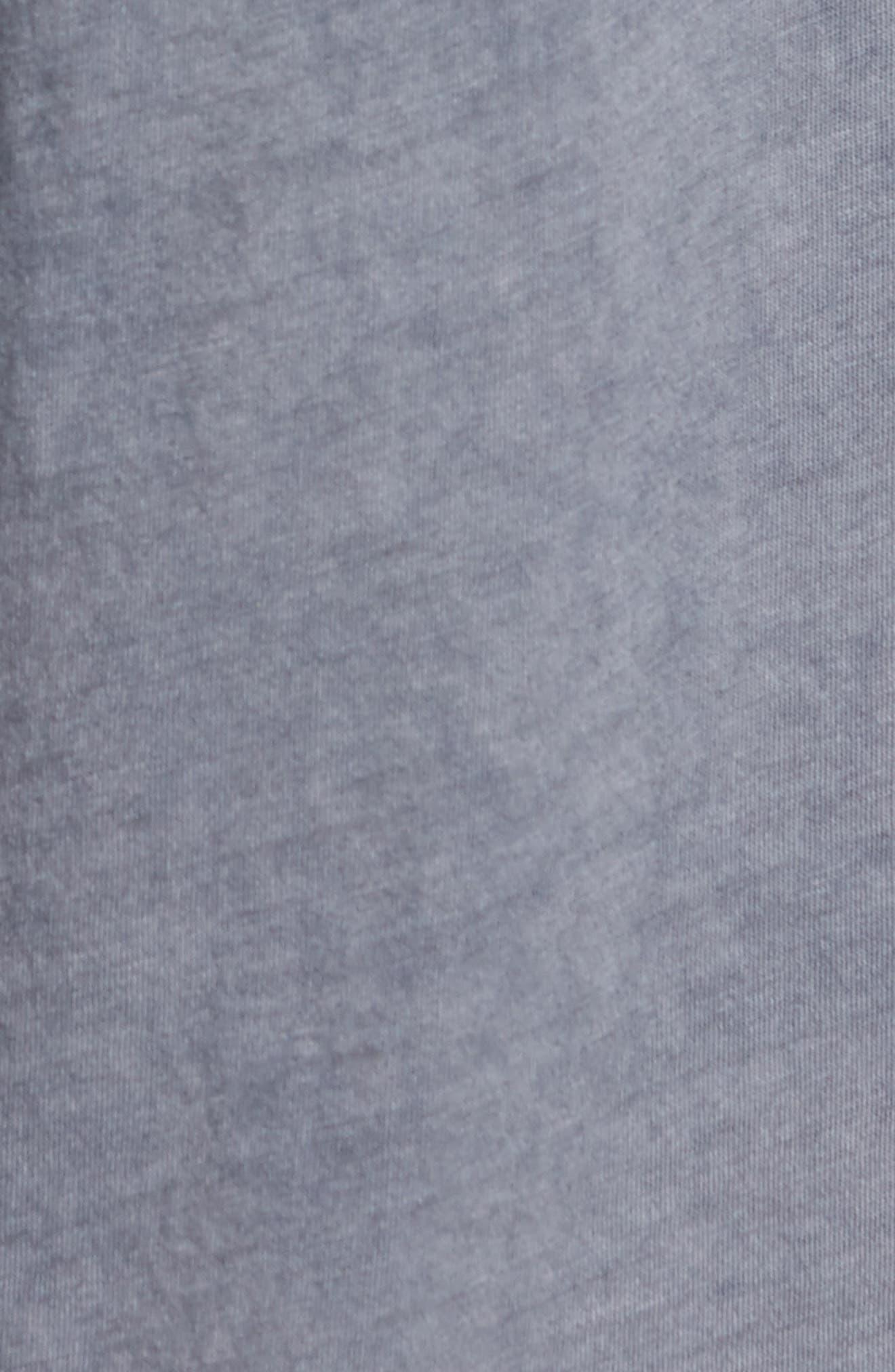 Cotton Lounge Pants,                             Alternate thumbnail 5, color,                             Navy