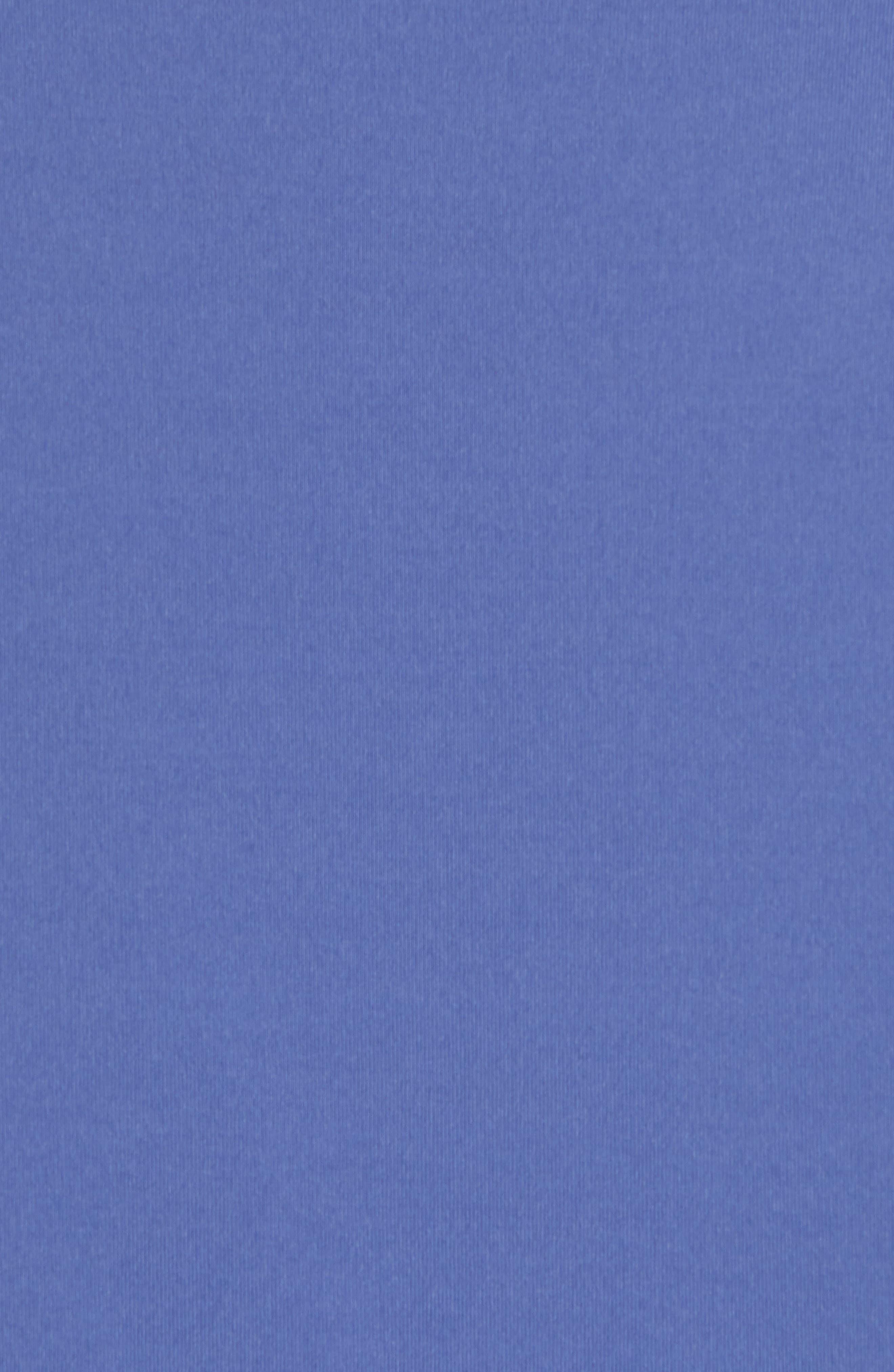 Brennan Engineer Stripe Sankaty Performance Polo,                             Alternate thumbnail 5, color,                             Regatta Blue