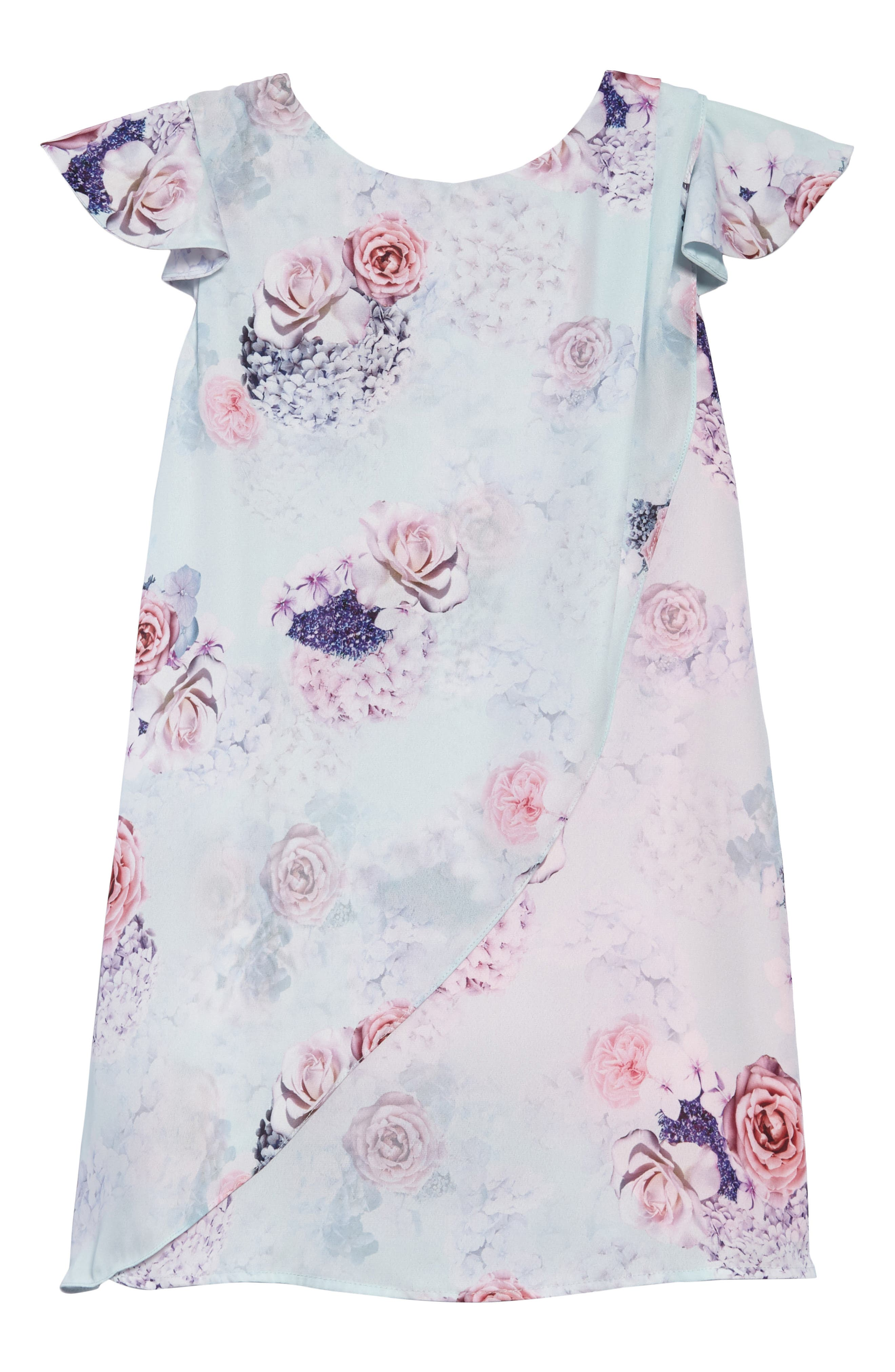 Oh My Hermione Chiffon Dress