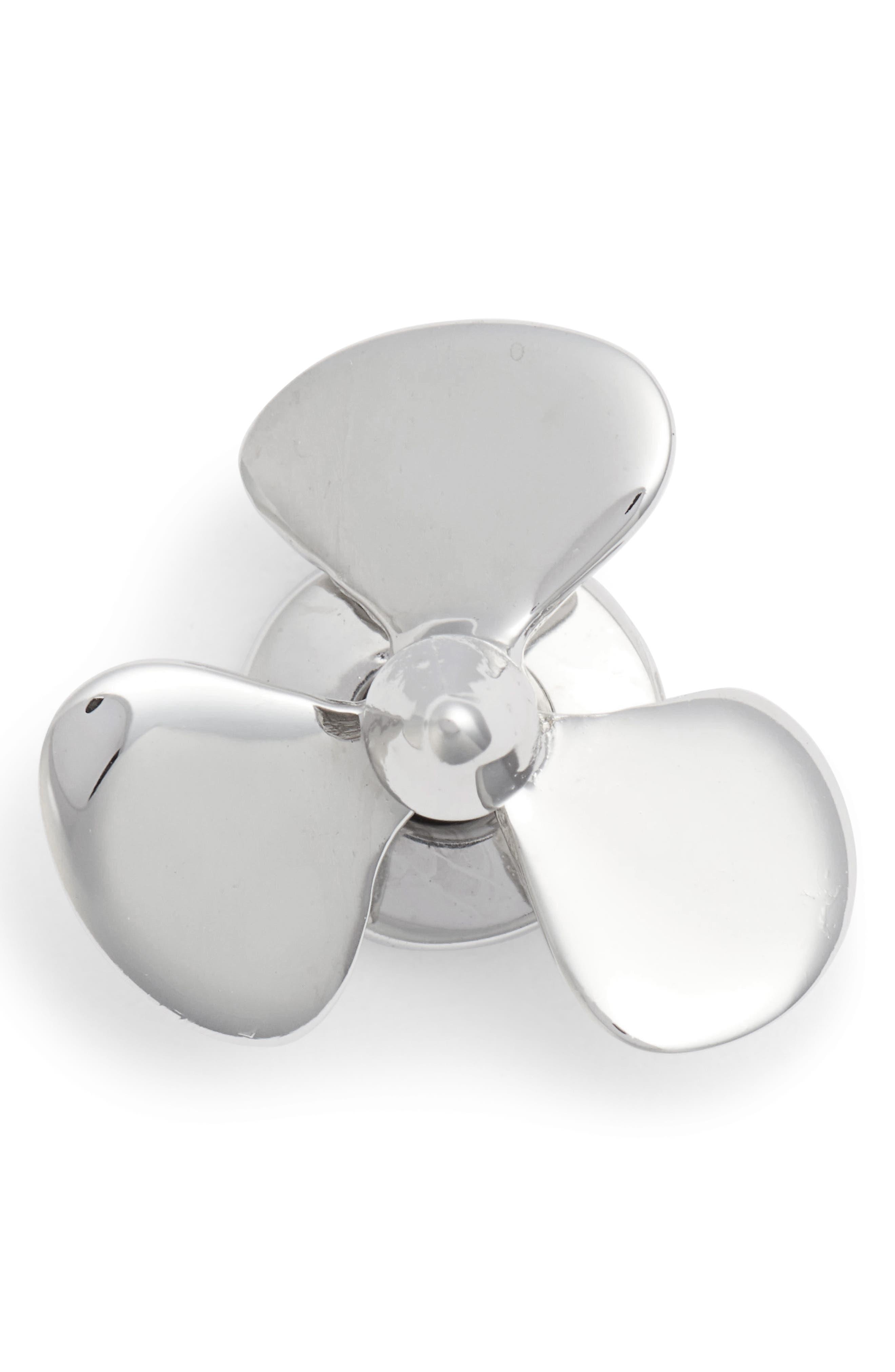 David Donahue Propeller Lapel Pin