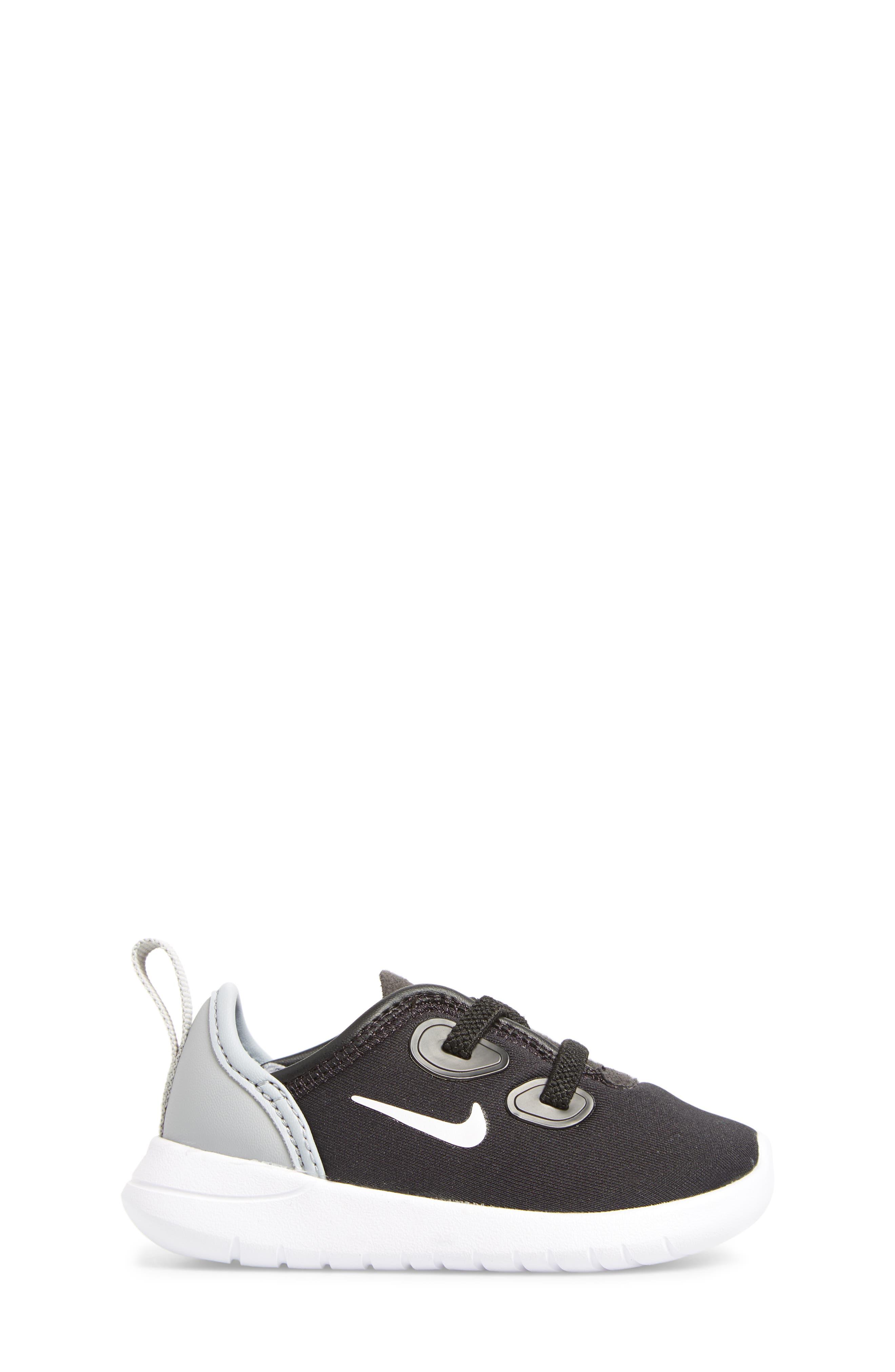 Hakata Sneaker,                             Alternate thumbnail 3, color,                             Black/ White/ Wolf Grey
