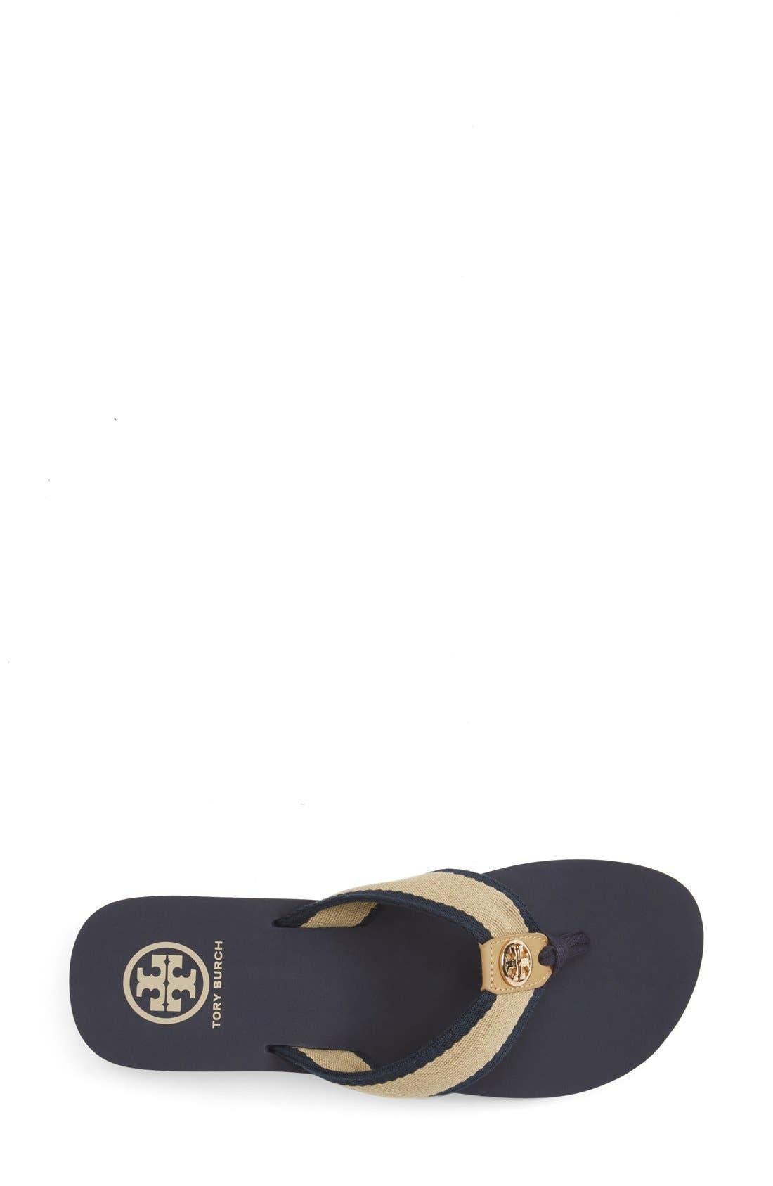 Alternate Image 4  - Tory Burch 'Frankie' Wedge Sandal (Women) (Nordstrom Exclusive)