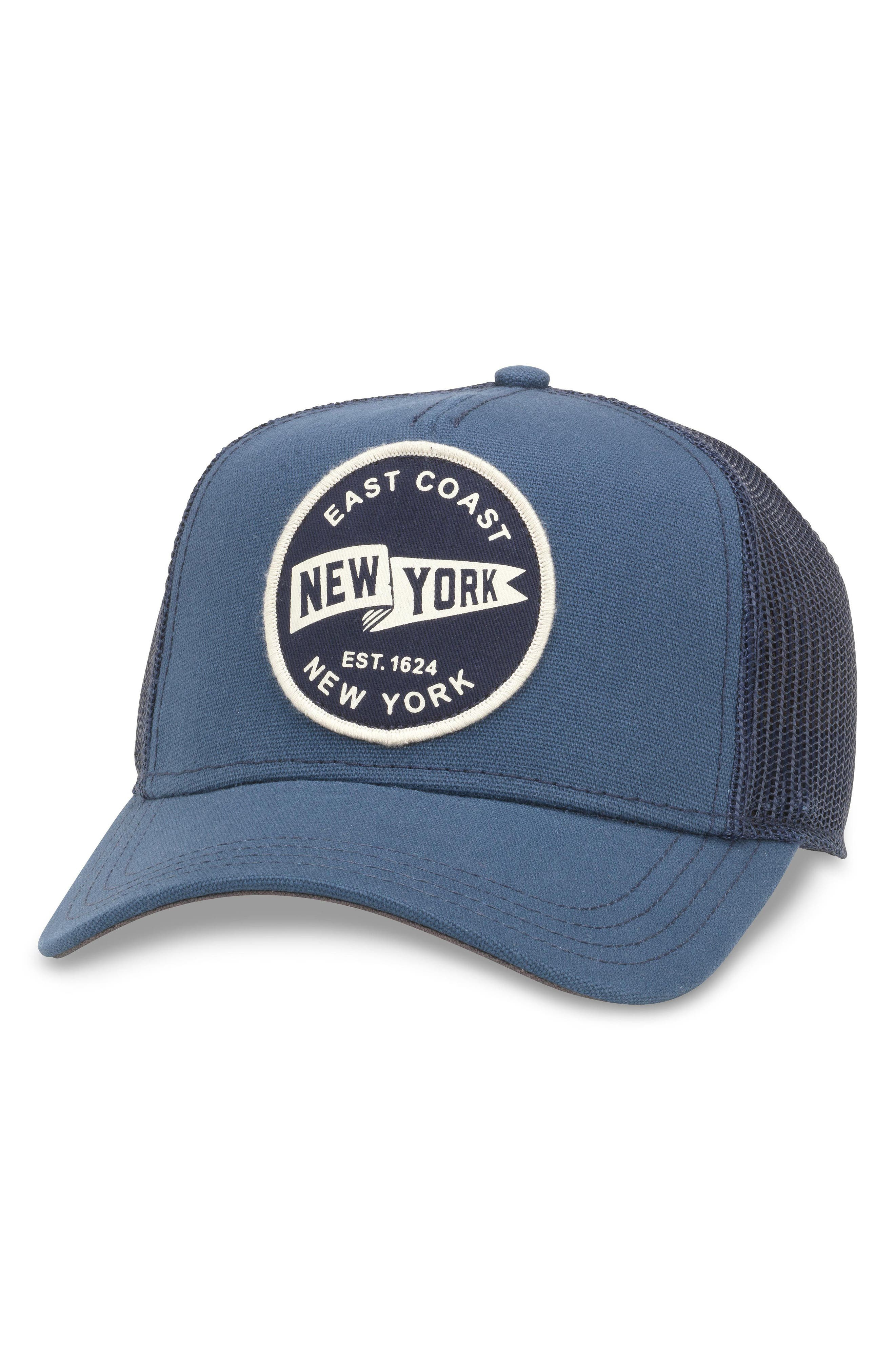 American Needle Valin Coast Trucker Cap