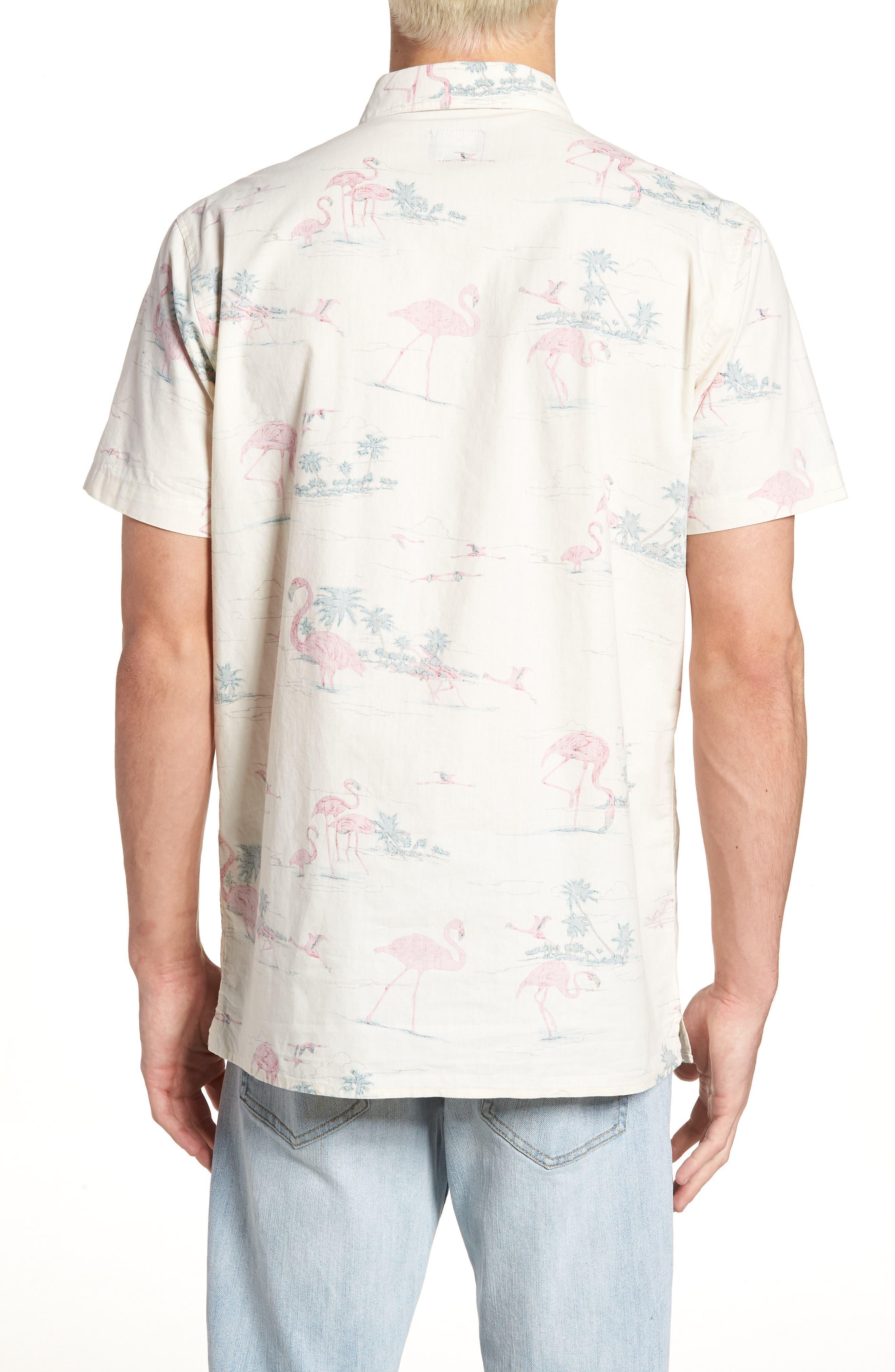 Alternate Image 2  - Rip Curl Bocas Woven Shirt