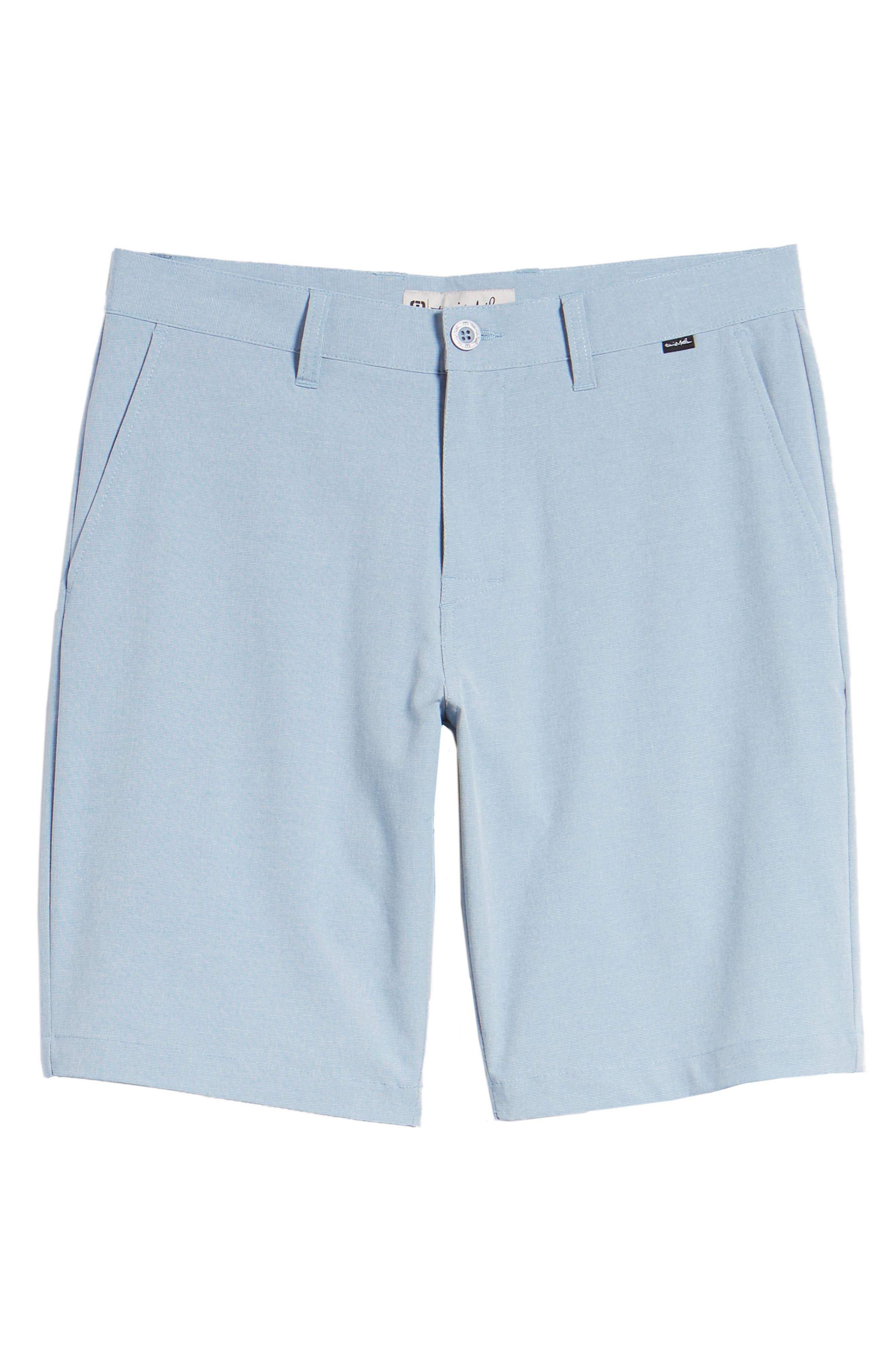 Beck Stretch Performance Shorts,                             Alternate thumbnail 6, color,                             Blue
