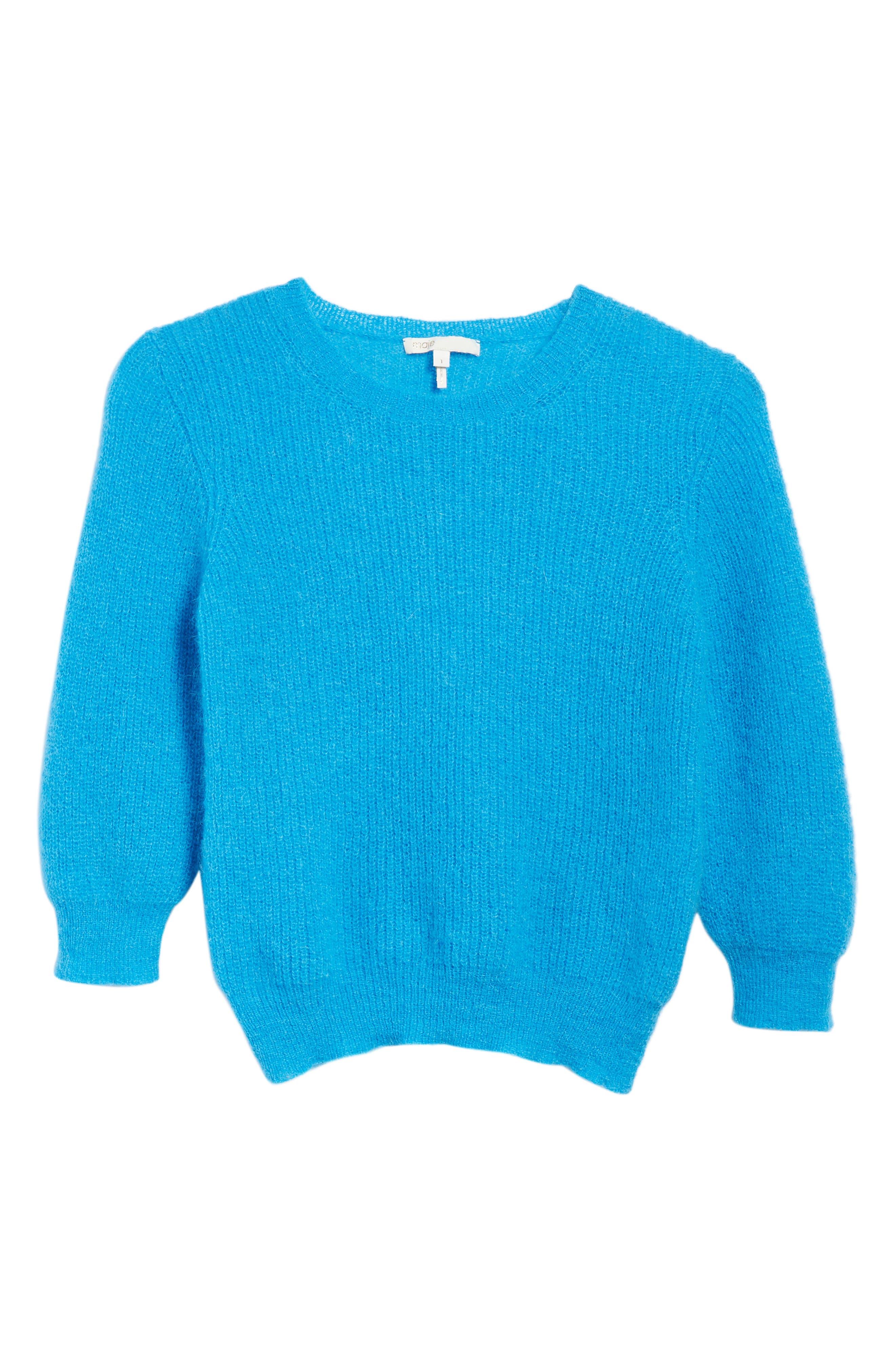 Marcel Sweater,                             Alternate thumbnail 6, color,                             Blue