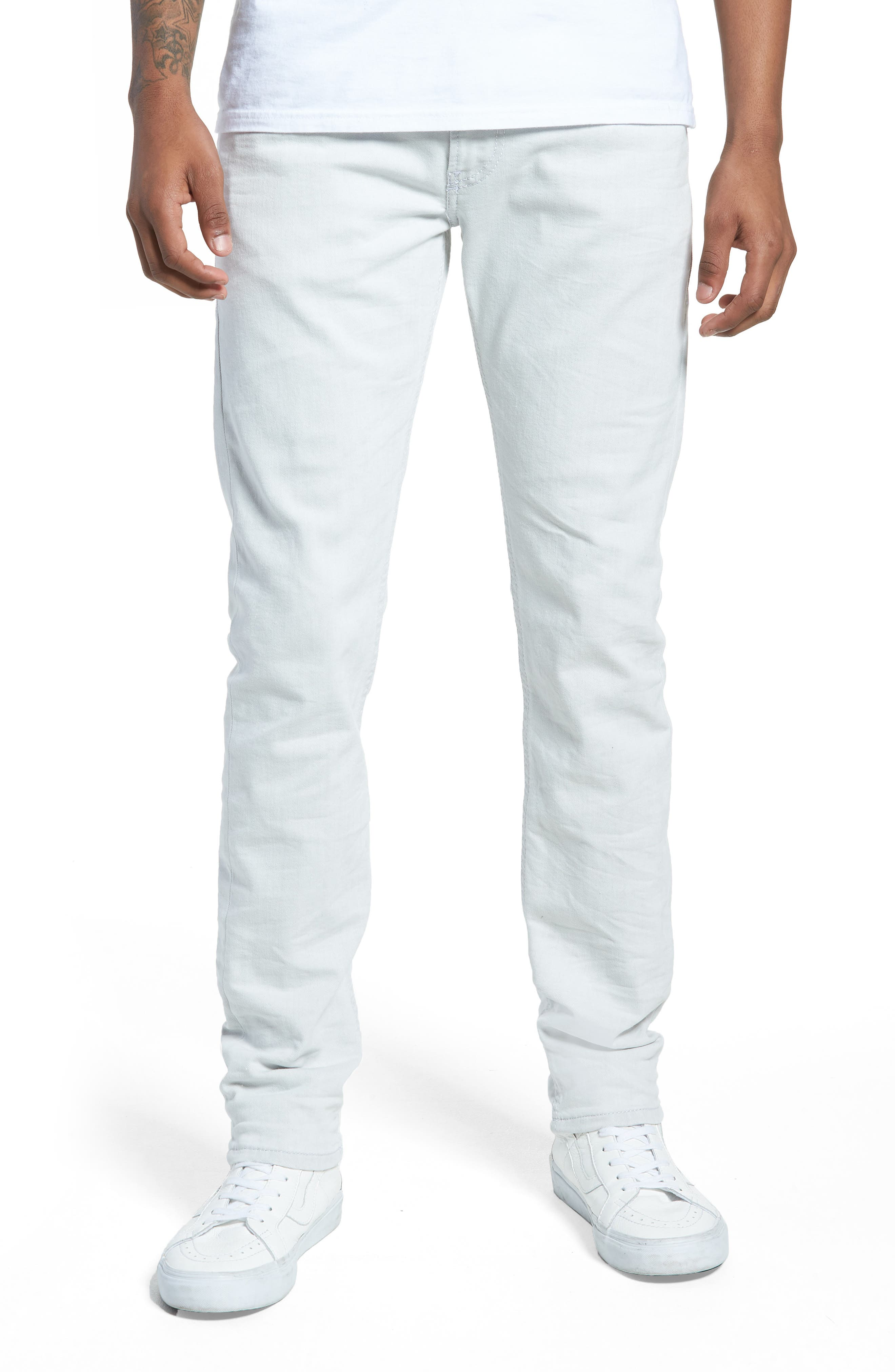 Thommer Slim Fit Jeans,                         Main,                         color, 0689F