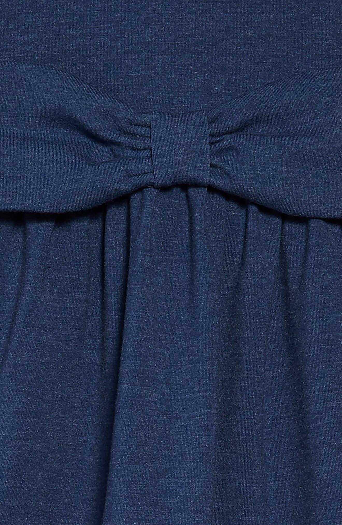 kammy dress,                             Alternate thumbnail 3, color,                             Indigo
