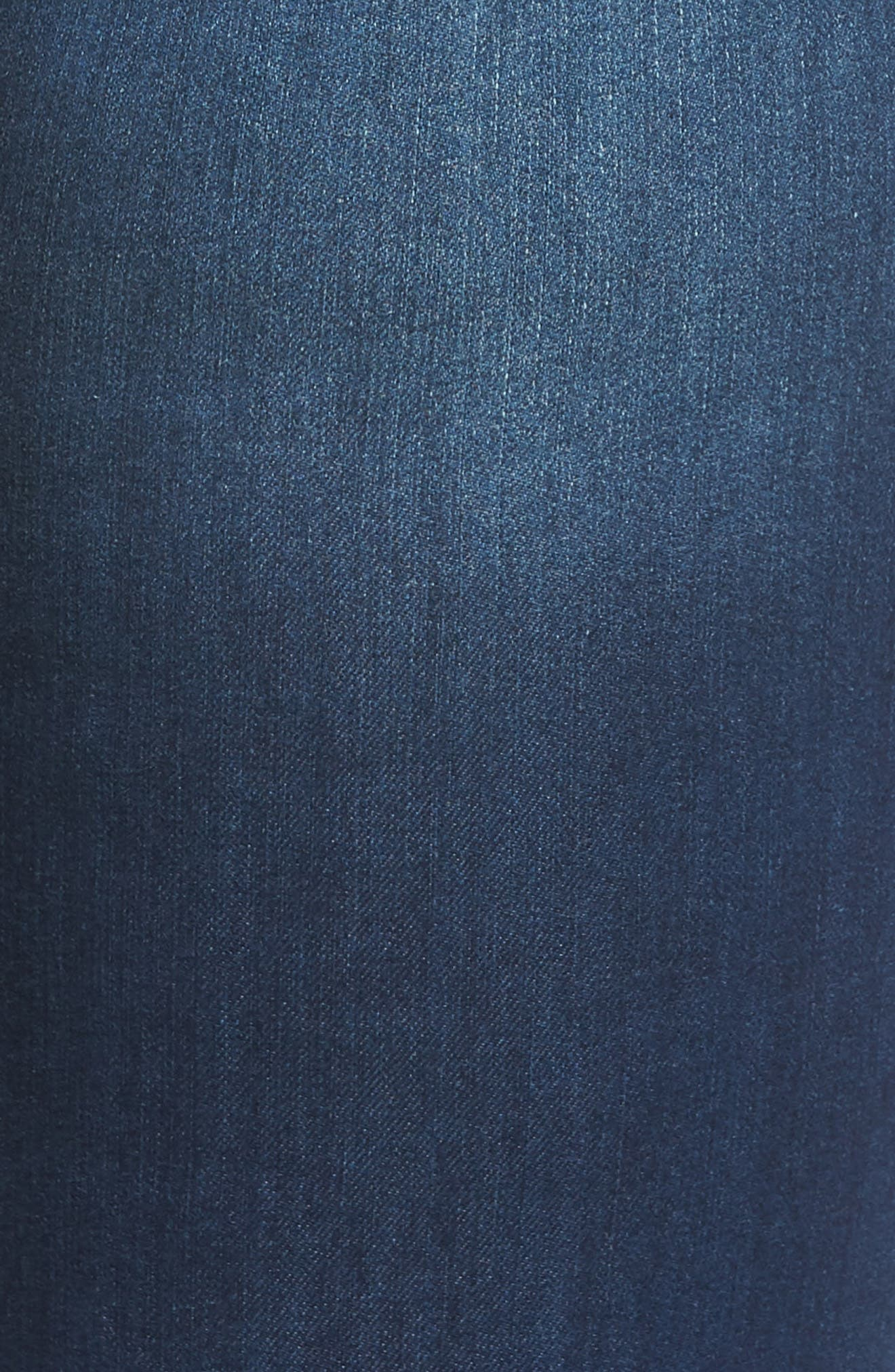 Ab-solution Ankle Skimmer Jeans,                             Alternate thumbnail 6, color,                             Blue