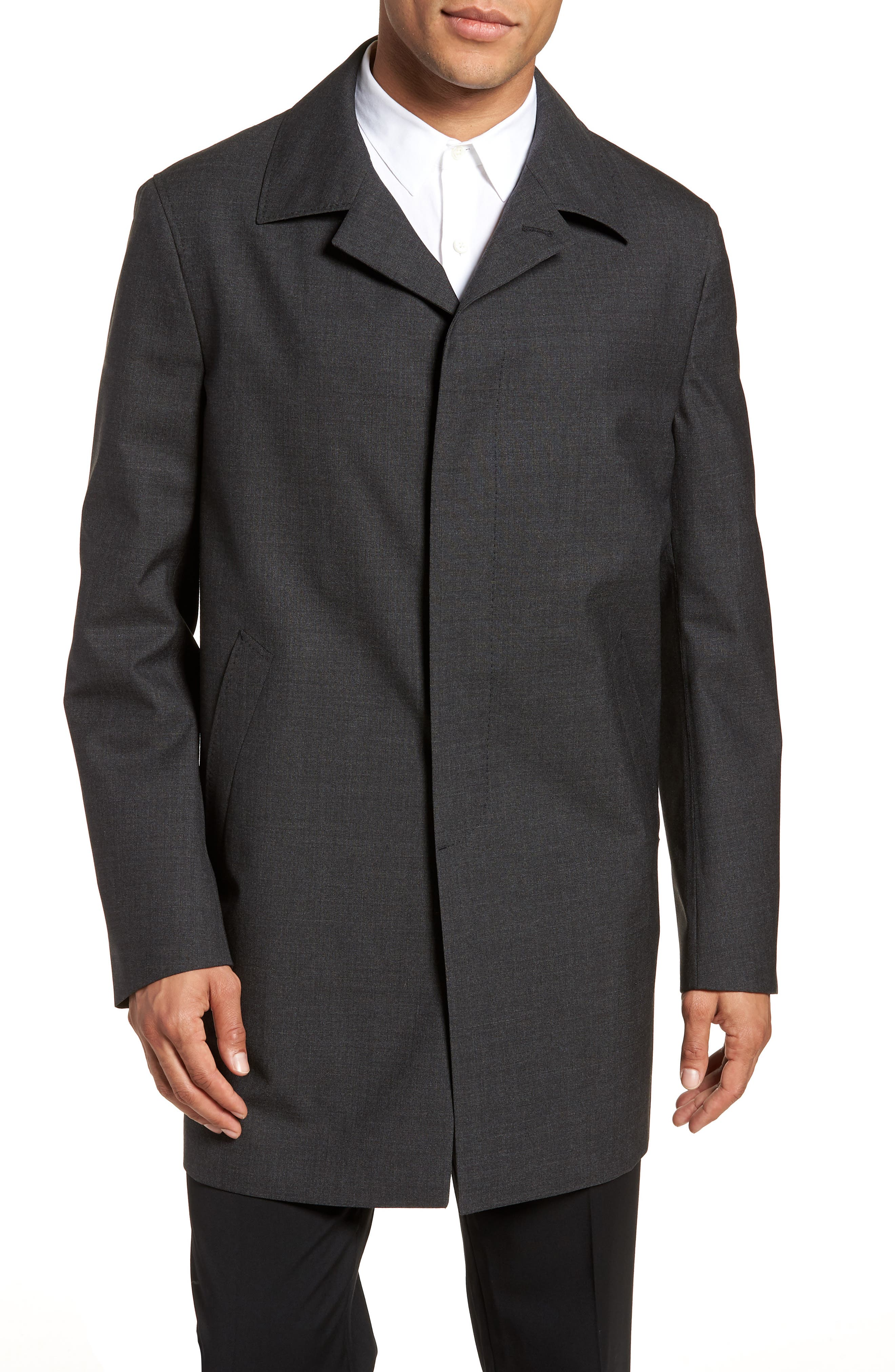 Z Zegna Rey Car Coat