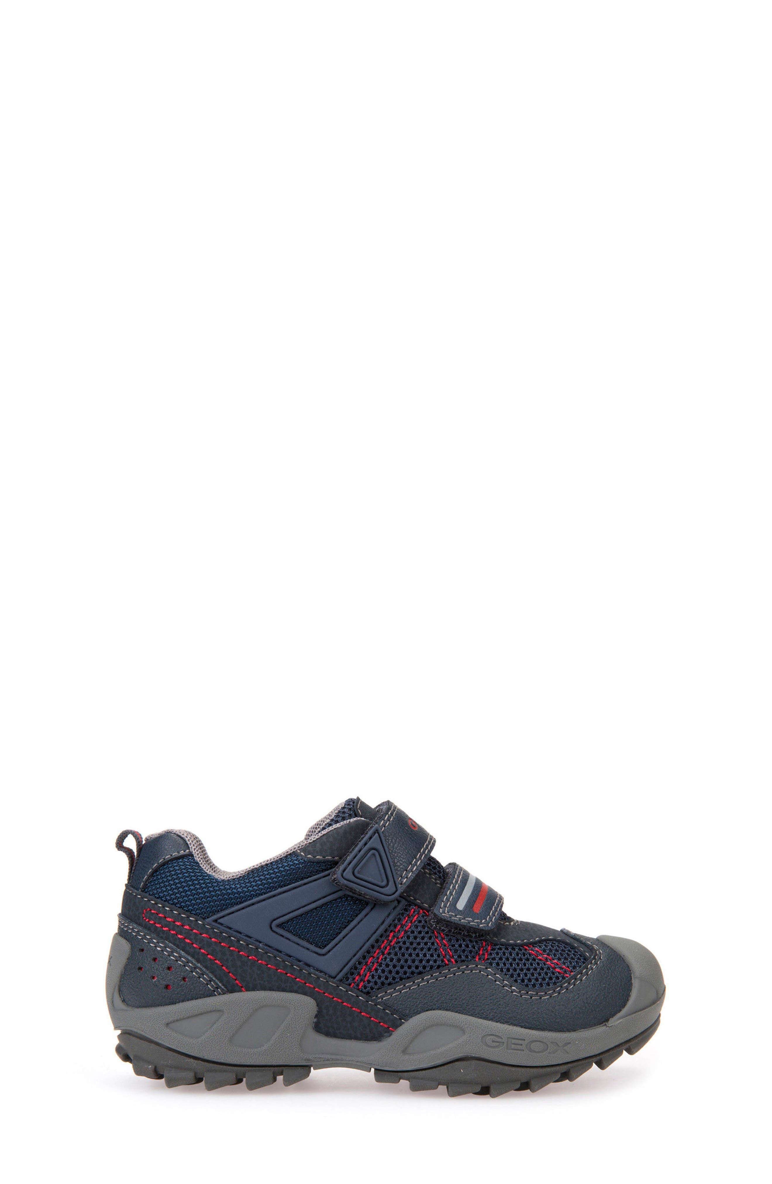 'New Savage' Sneaker,                             Alternate thumbnail 3, color,                             Navy