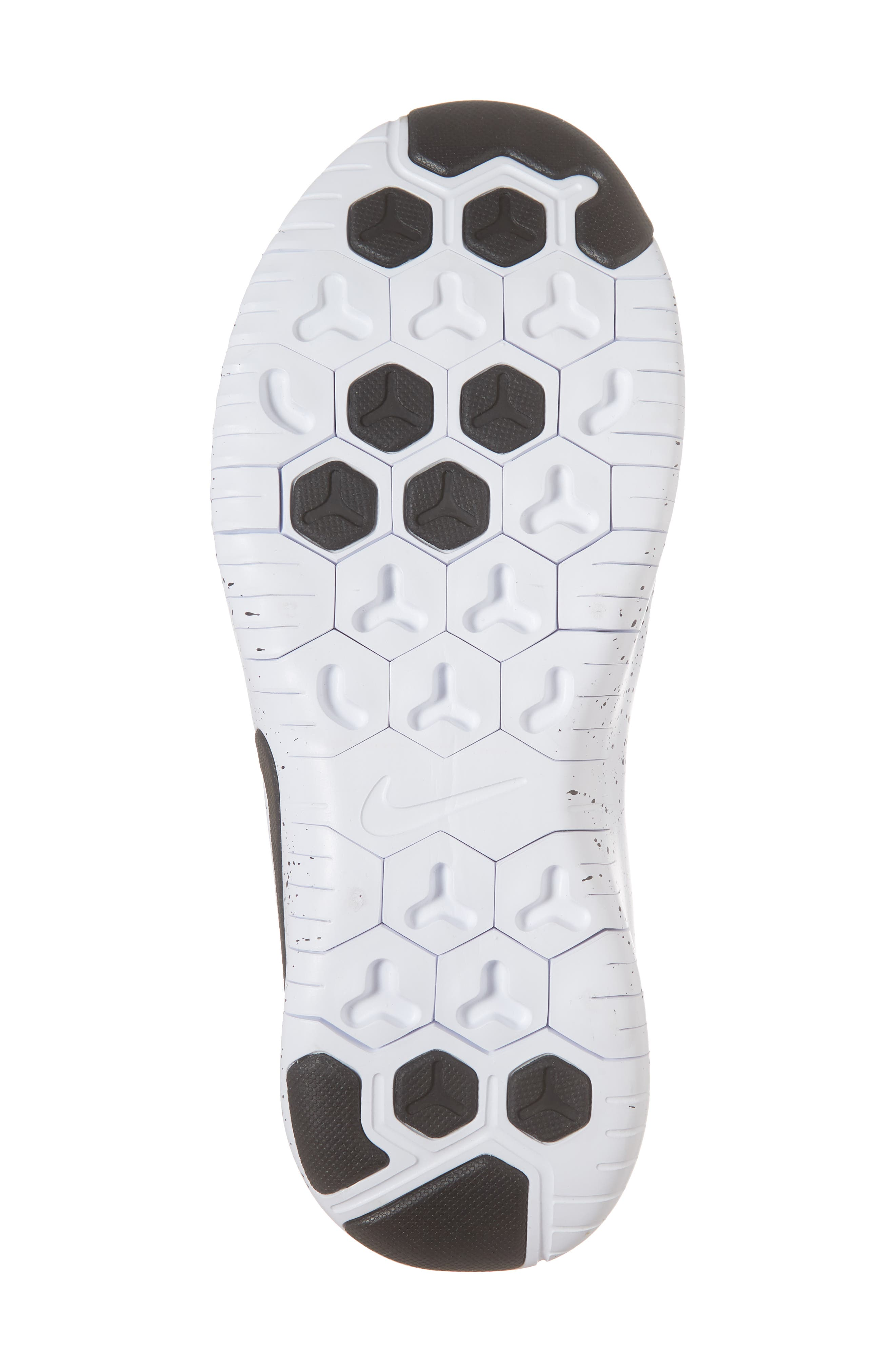 Free TR V8 Training Shoe,                             Alternate thumbnail 6, color,                             Matte Silver/ Black