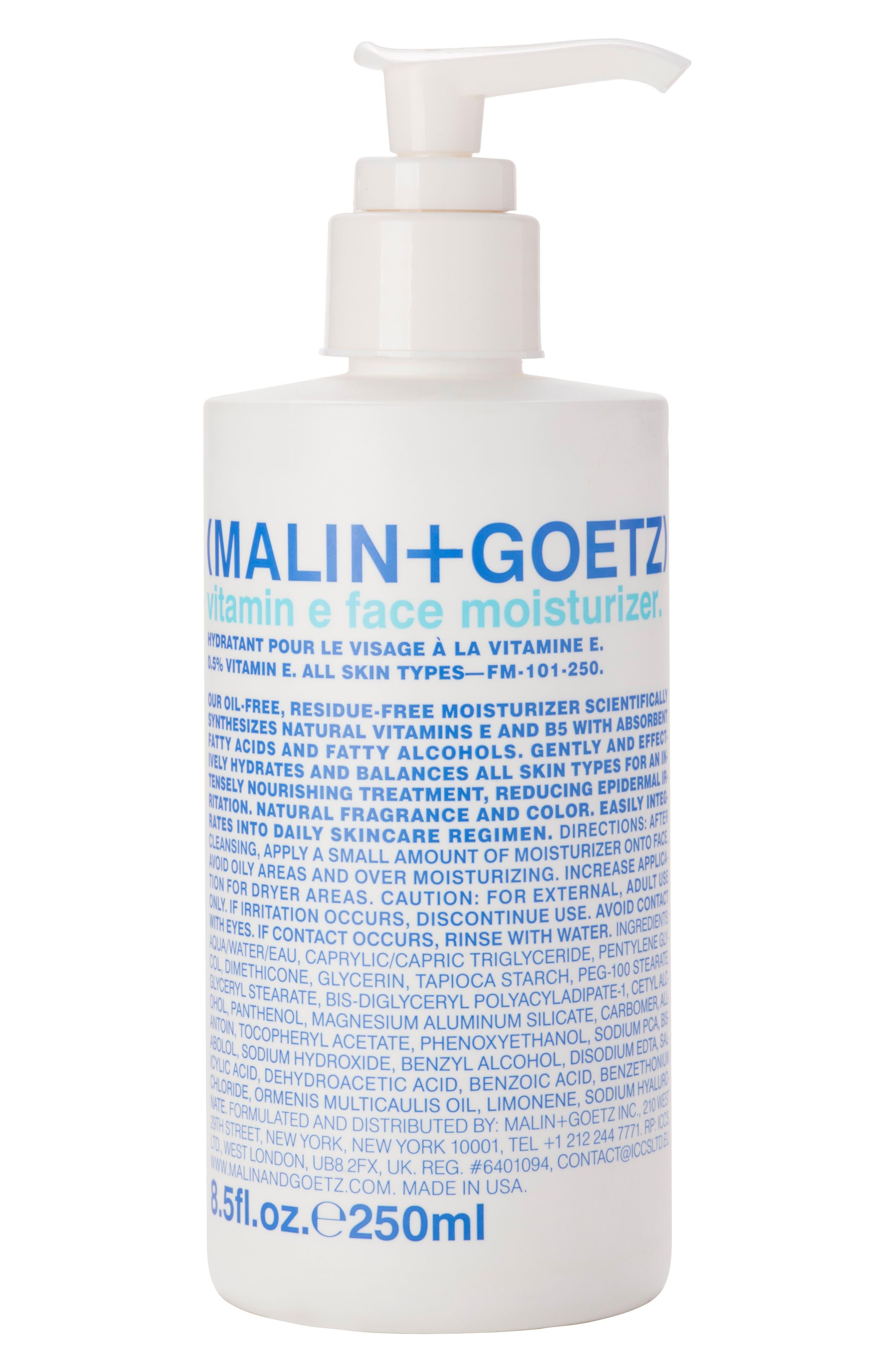 Vitamin E Moisturizer,                         Main,                         color, No Color
