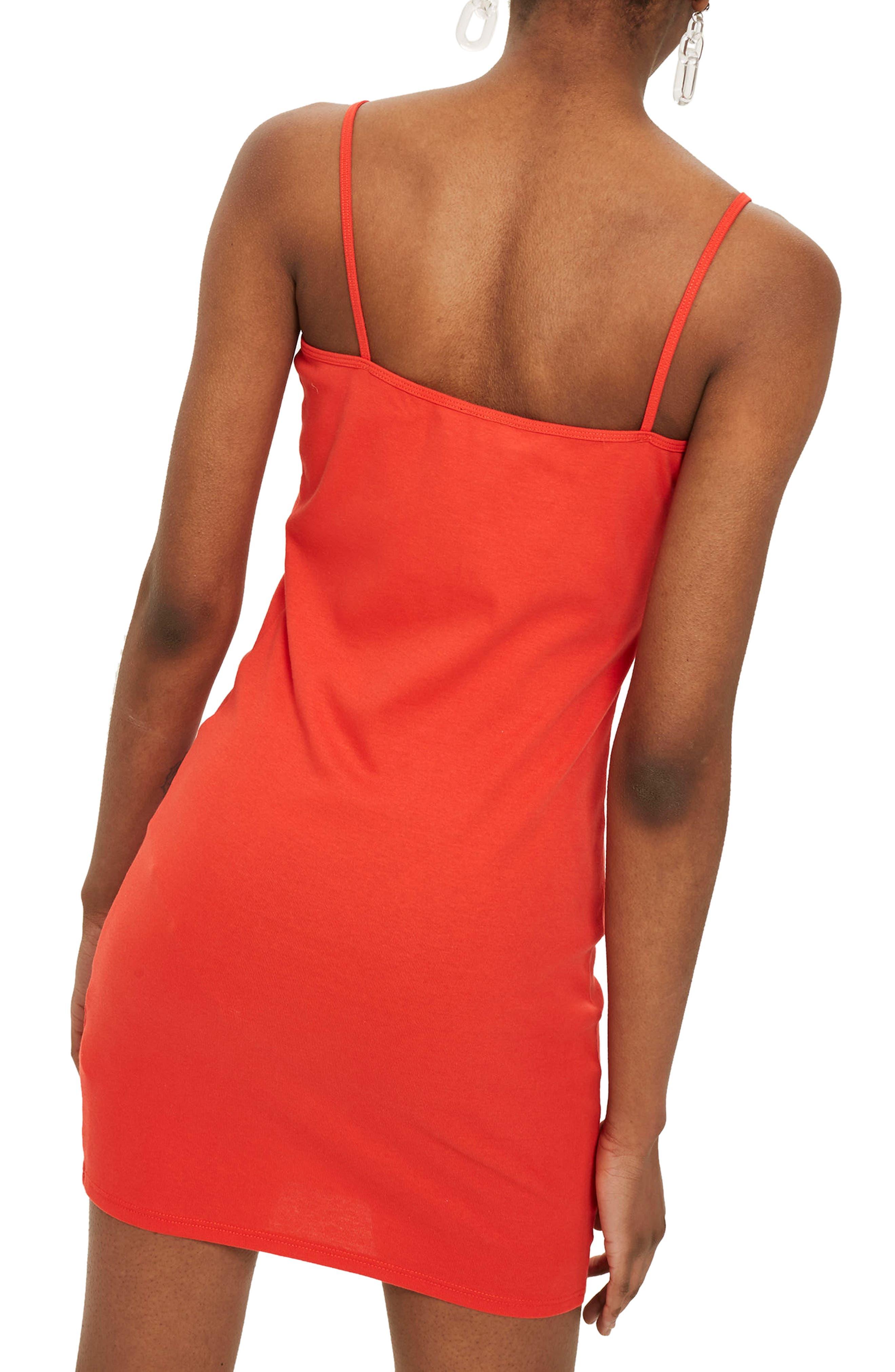 Alternate Image 2  - Topshop Jersey Body-Con Minidress