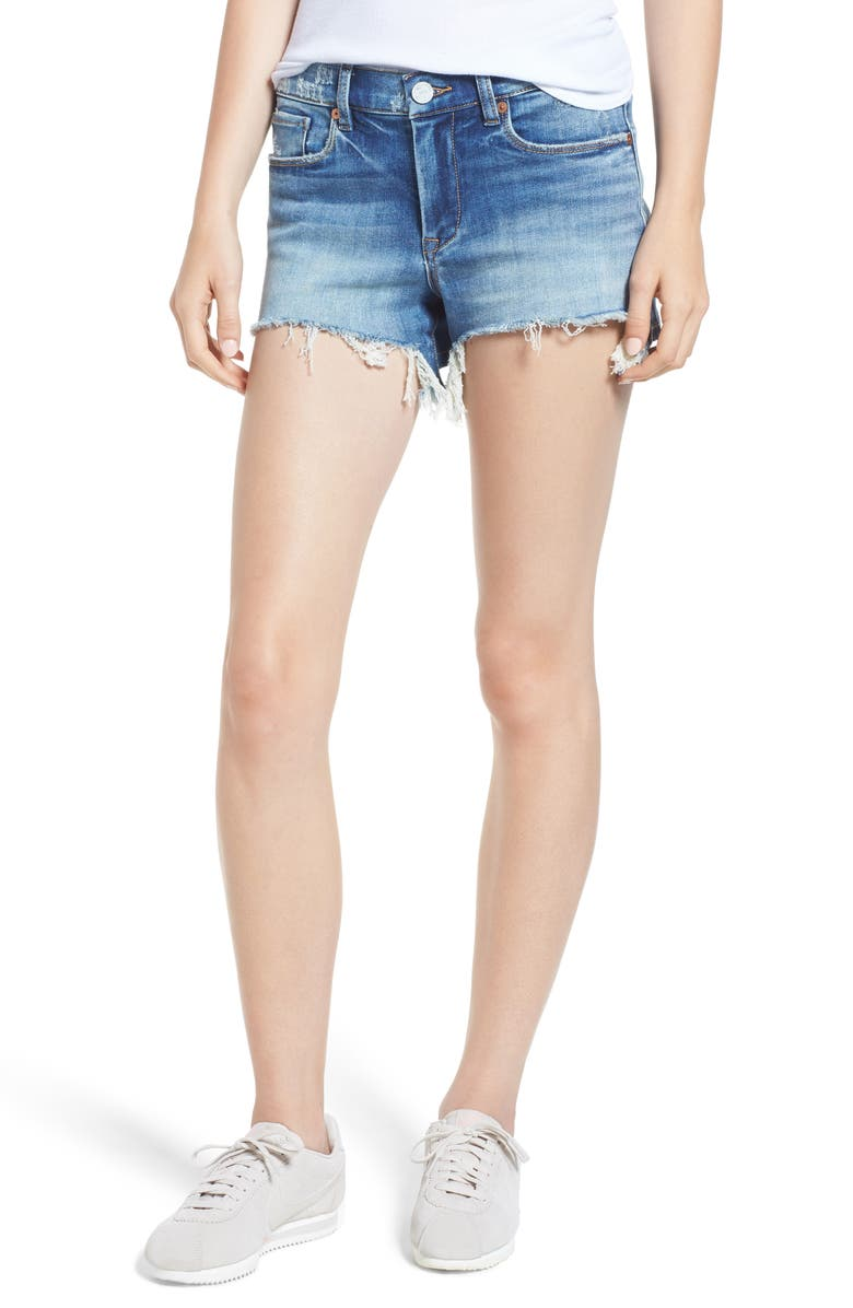The Aster Denim Shorts
