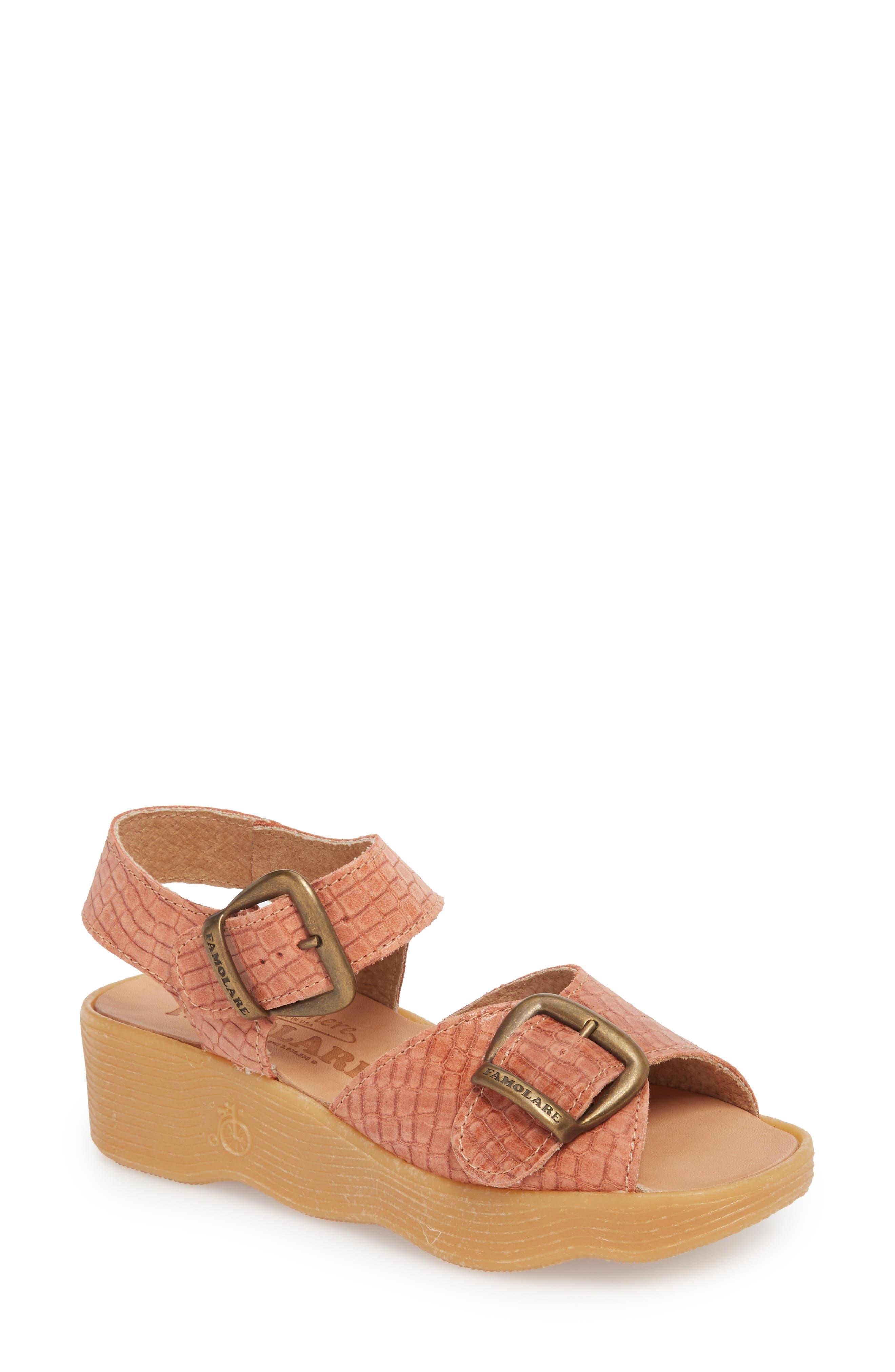 Famolare Double Play Platform Sandal (Women)