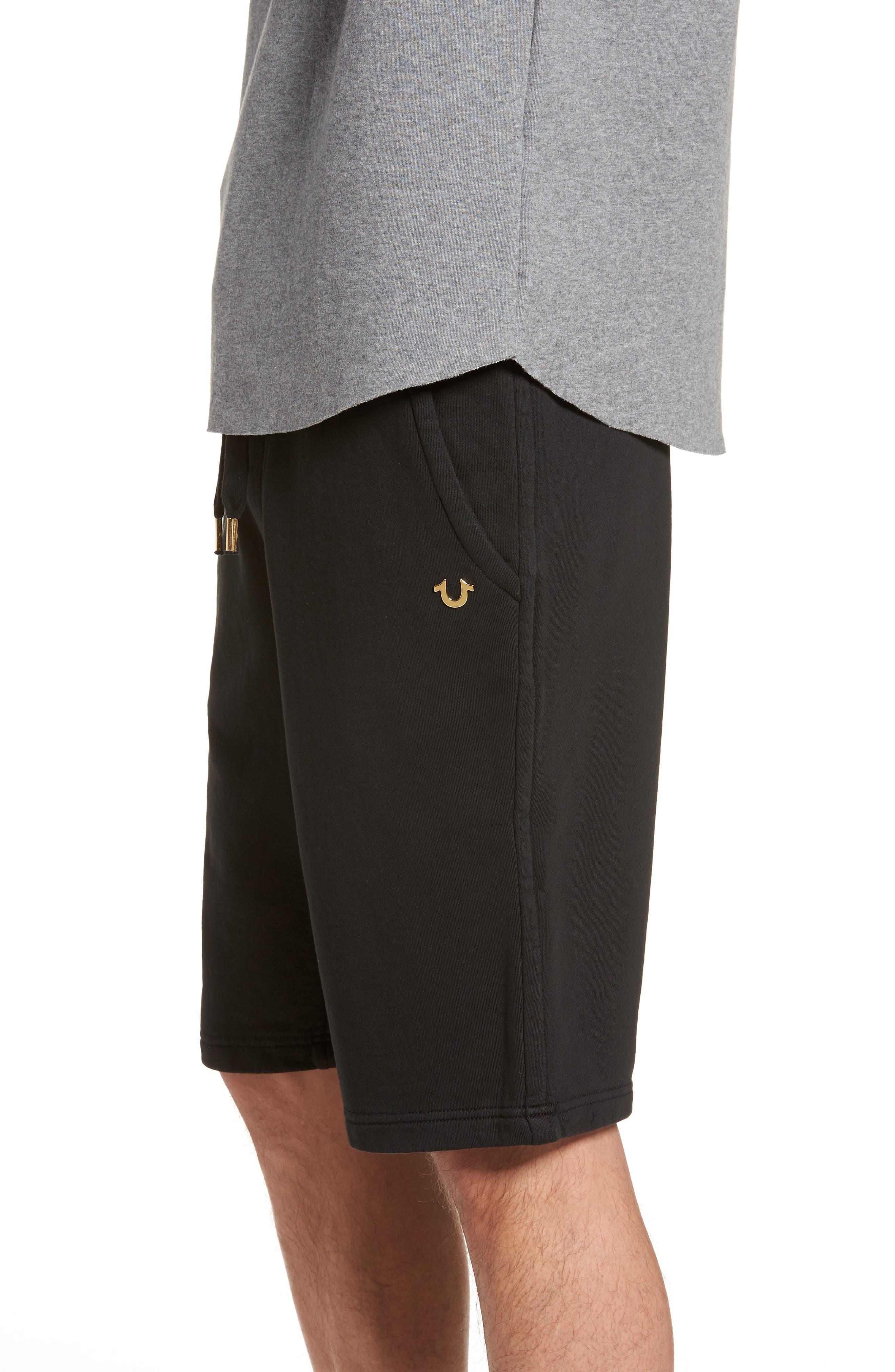 Core Shorts,                             Alternate thumbnail 3, color,                             True Black