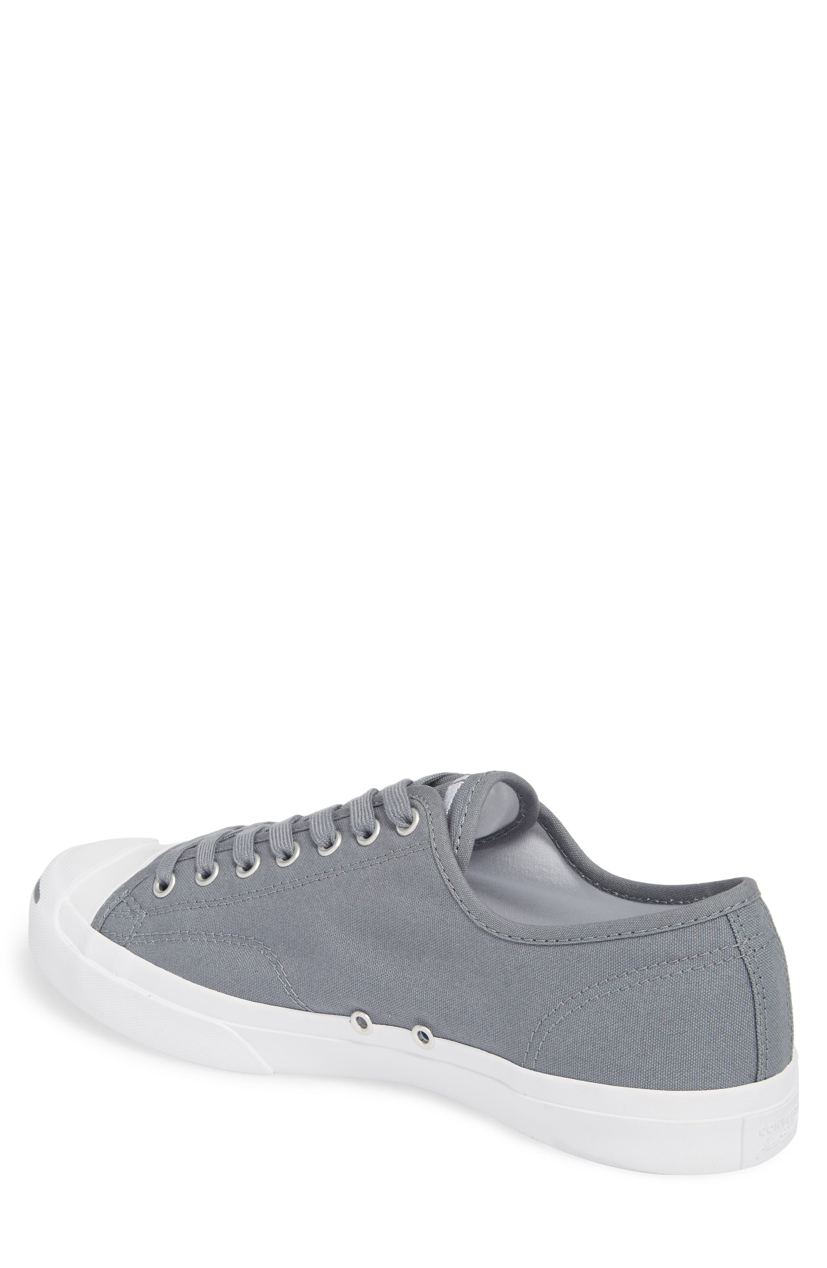 'Jack Purcell' Sneaker,                             Alternate thumbnail 2, color,                             Cool Grey Canvas
