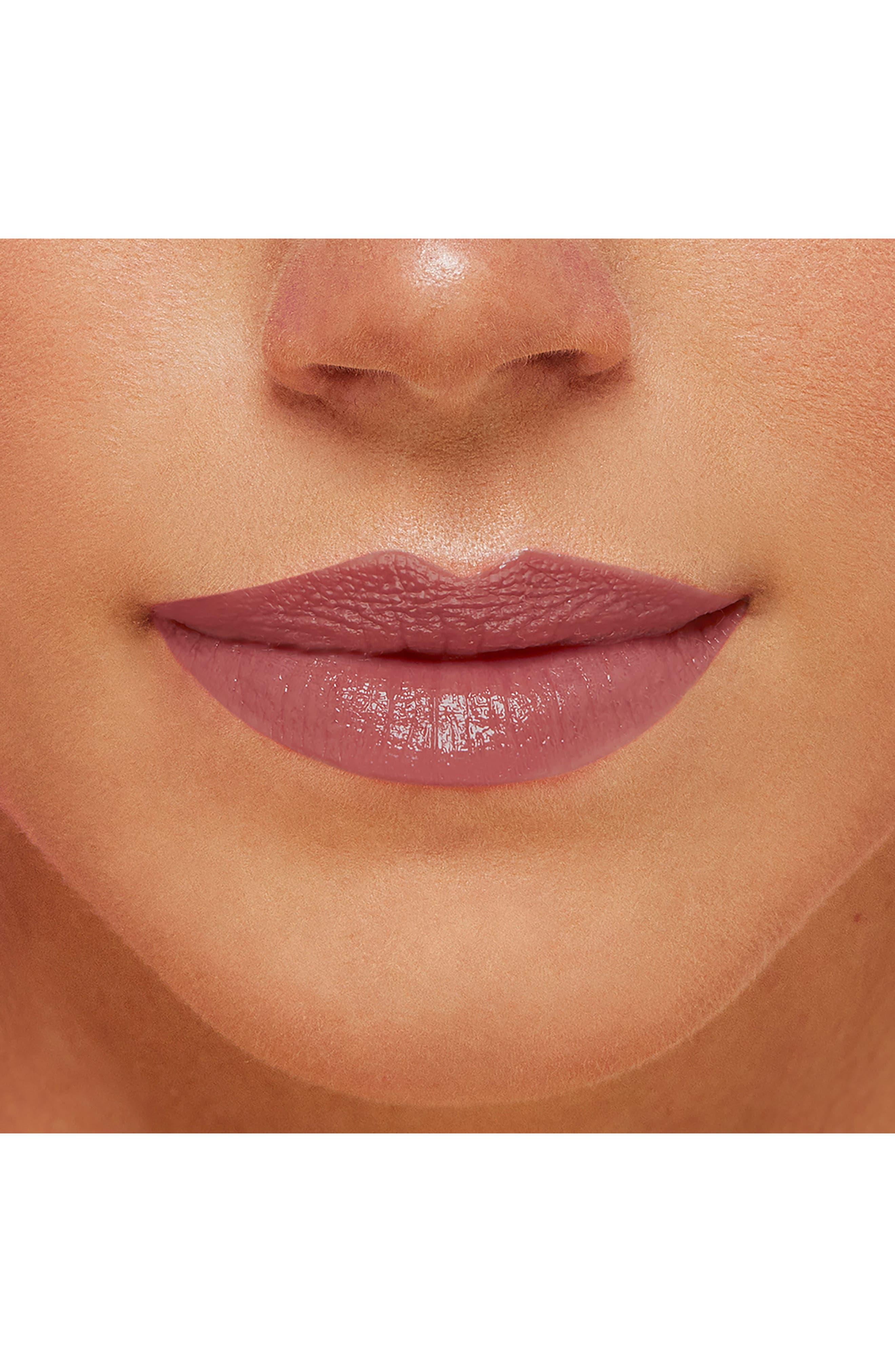 KARL LAGERFELD + MODELCO Kiss Me Karl Lip Lights Lip Gloss,                             Alternate thumbnail 4, color,                             Karl 7