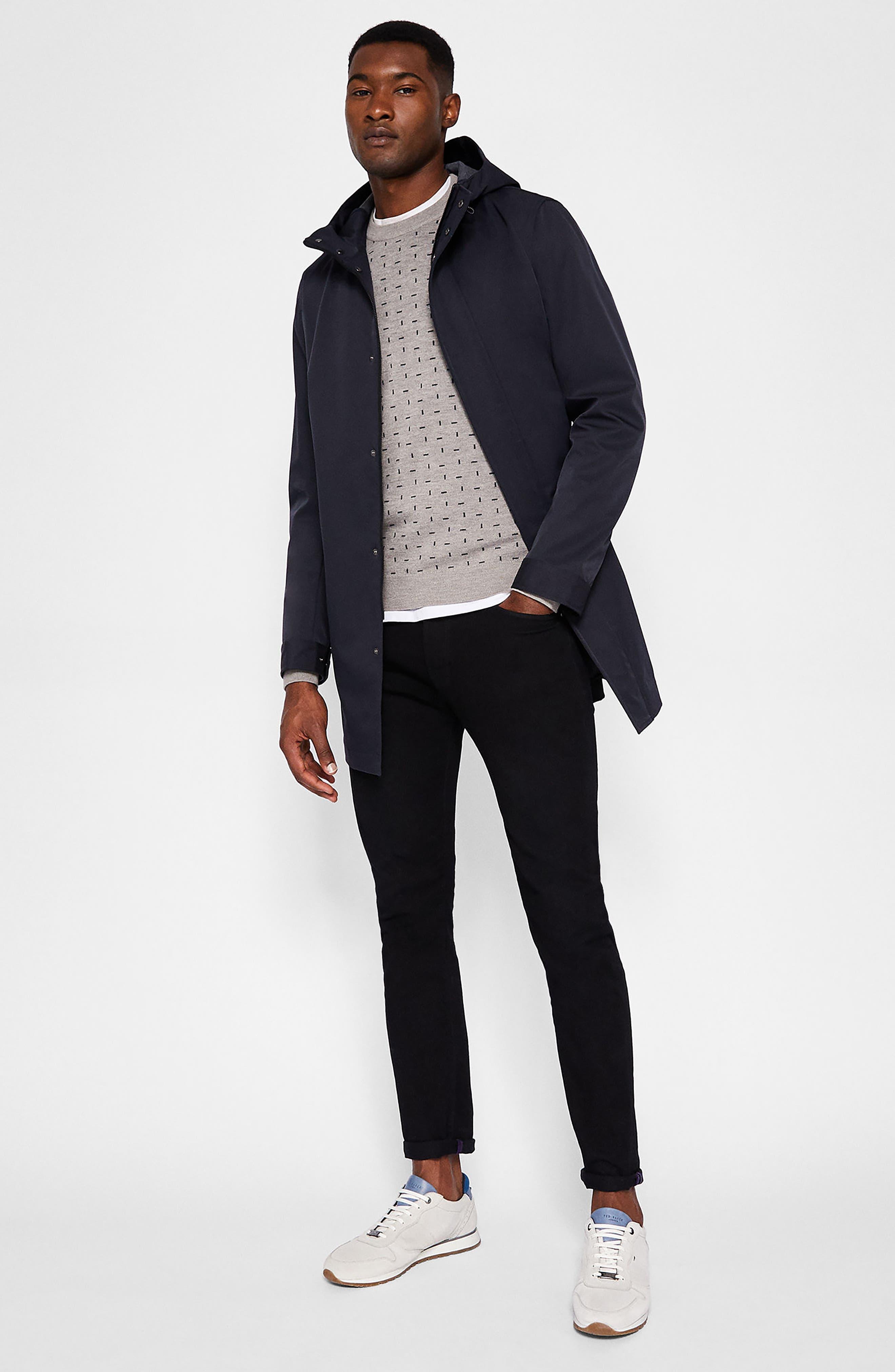 Alternate Image 3  - Ted Baker London Vernett Hooded Jacket