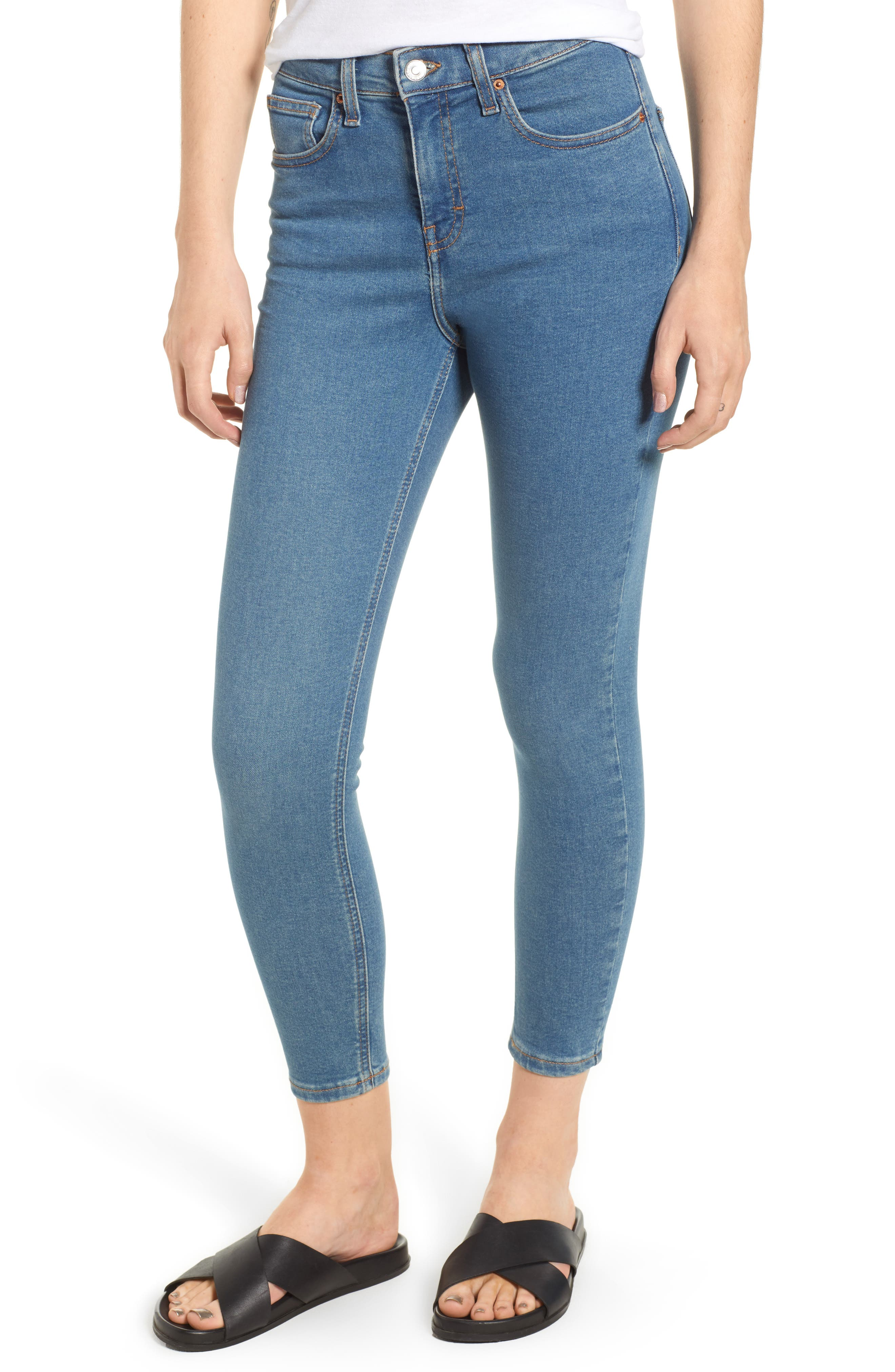 Jamie Jeans,                             Main thumbnail 1, color,                             Blue Green
