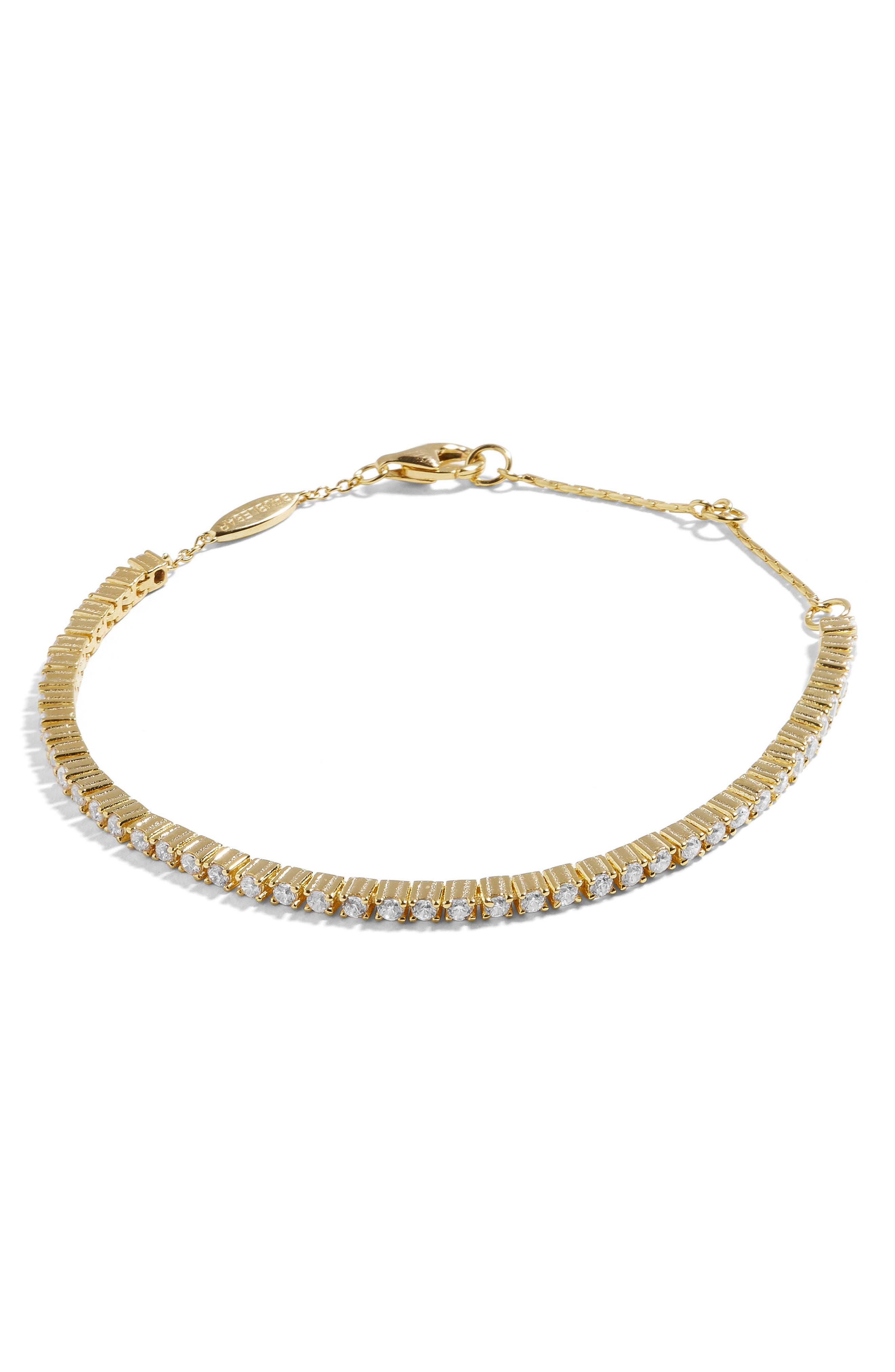 Riga Everyday Fine Bracelet,                         Main,                         color, Gold