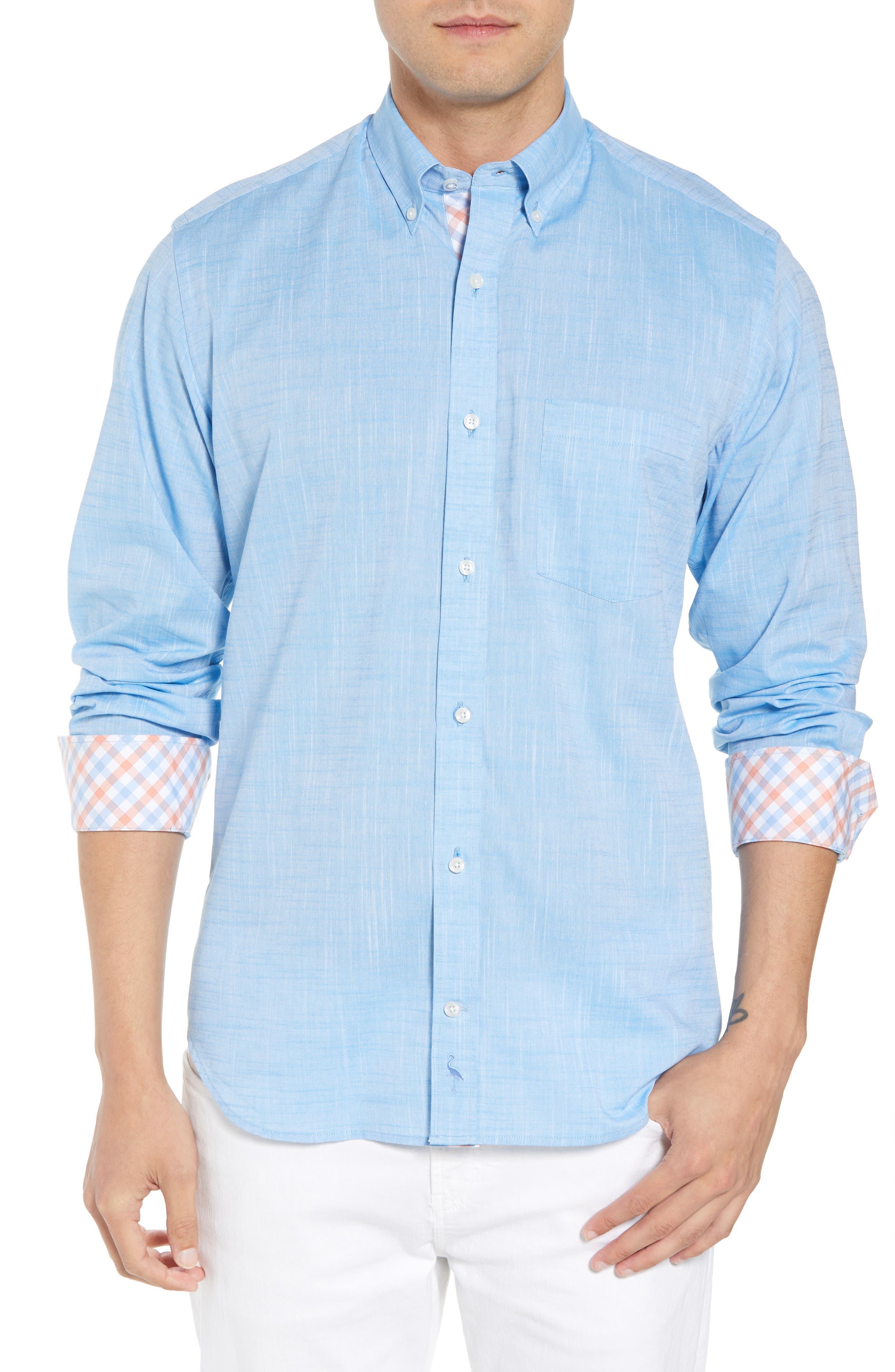 TailorByrd Leith Regular Fit Check Sport Shirt Cheap Sale Store Big Discount For Sale Clearance Cheapest Price sEIxn