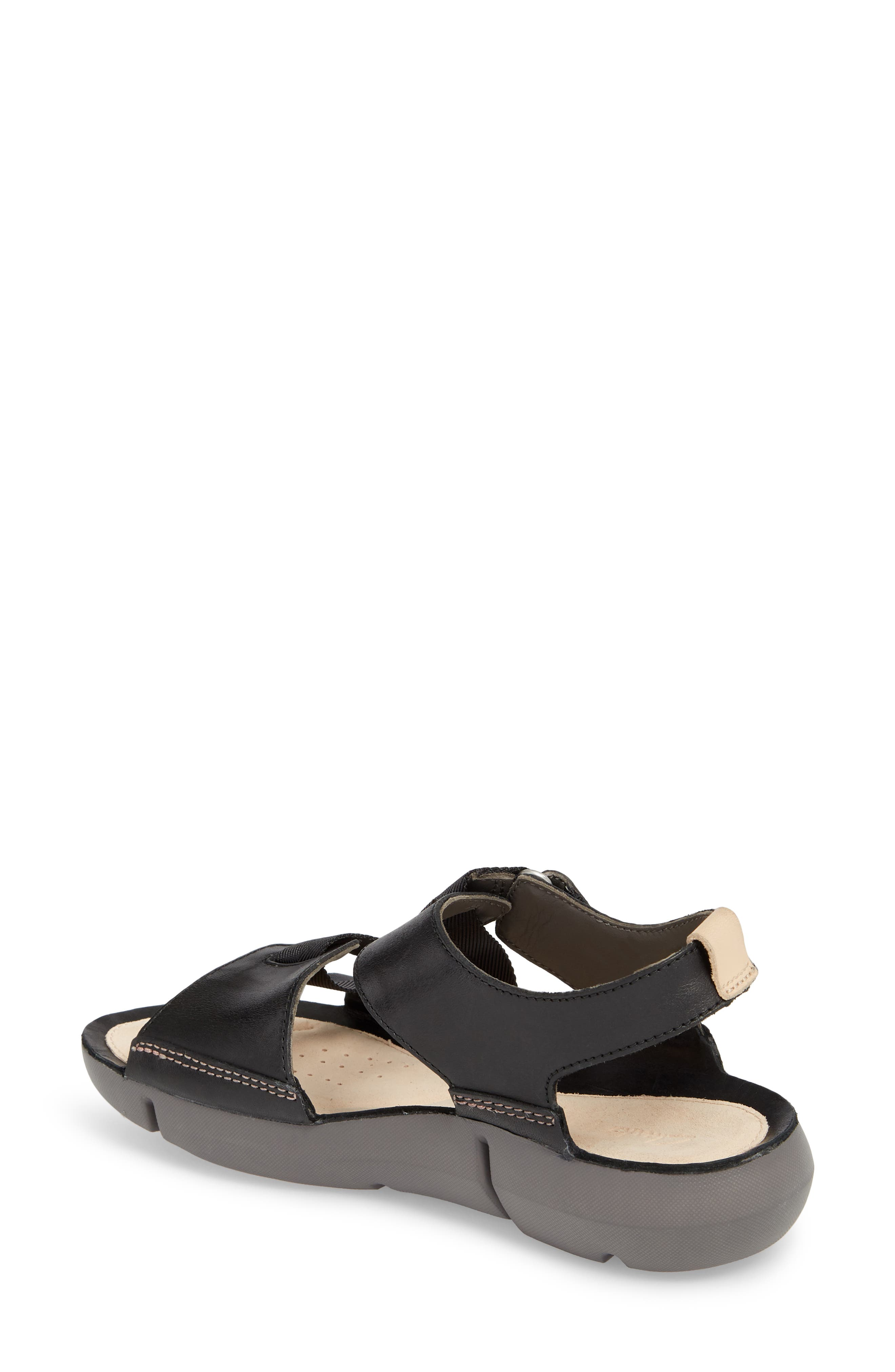 Alternate Image 2  - Clarks® Tri Clover Sandal (Women)