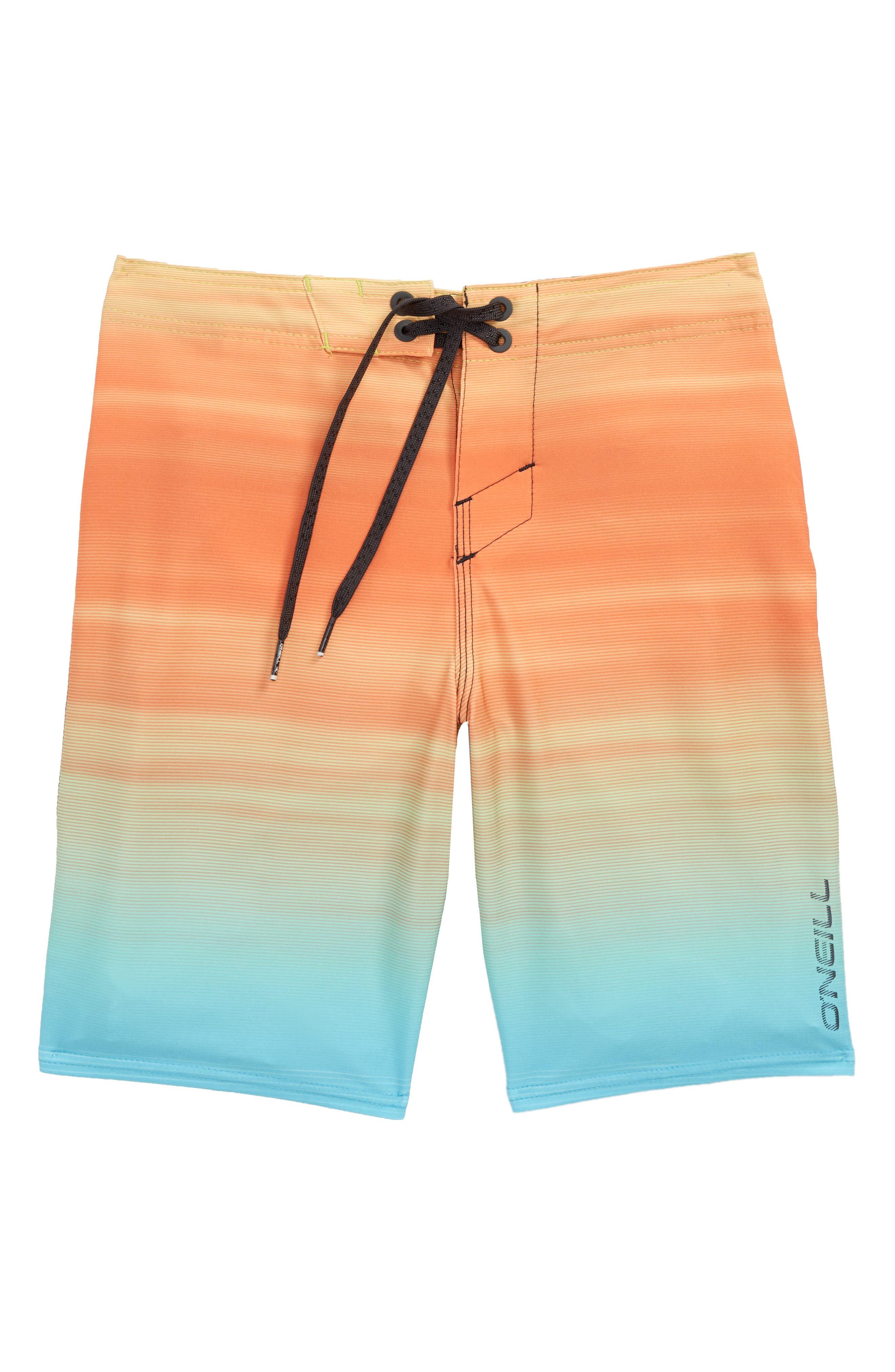 O'Neill Sneakyfreak Mysto Board Shorts (Big Boys)