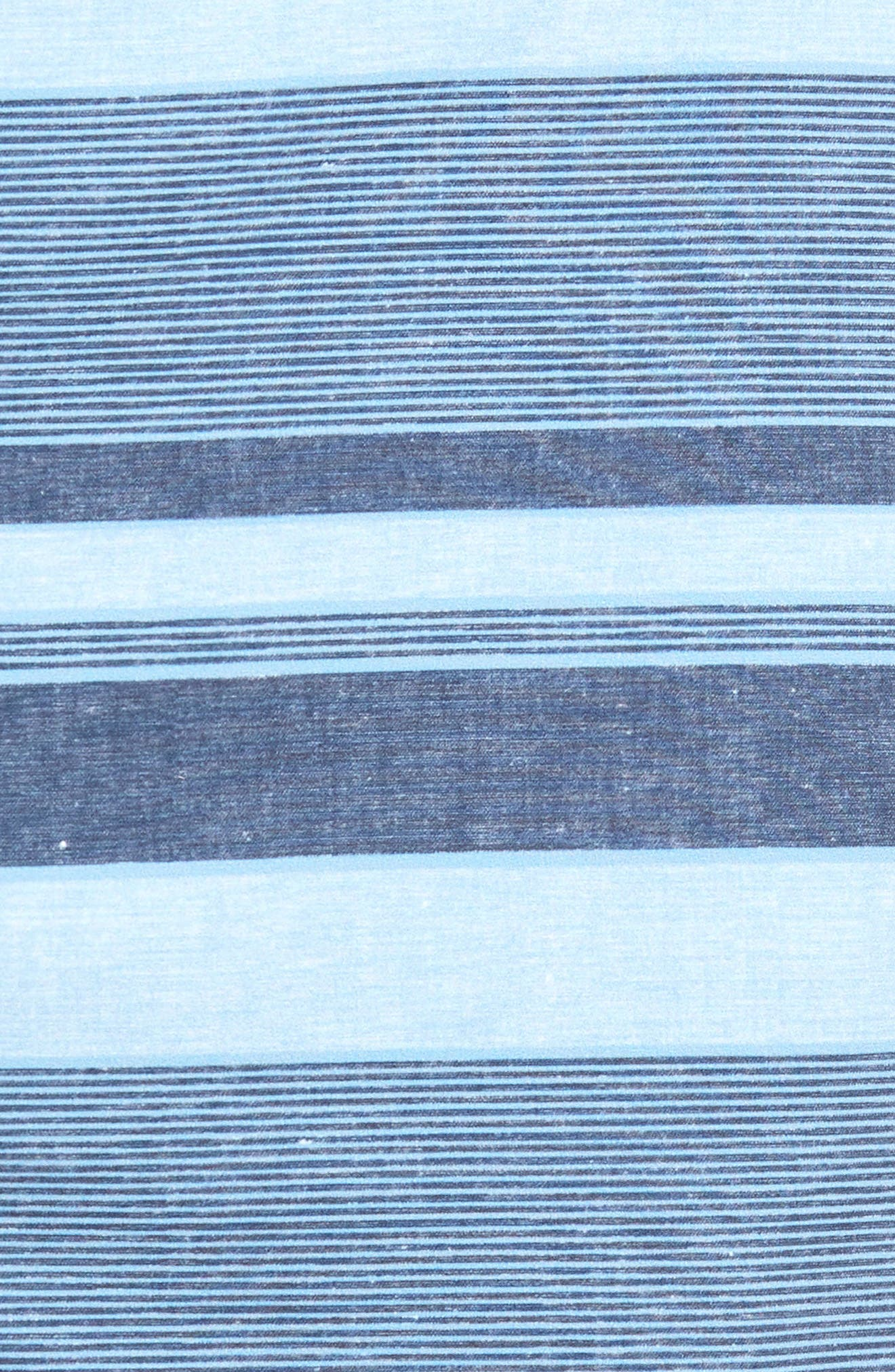 Colinas Regular Fit Board Shorts,                             Alternate thumbnail 3, color,                             Heather Bluestone