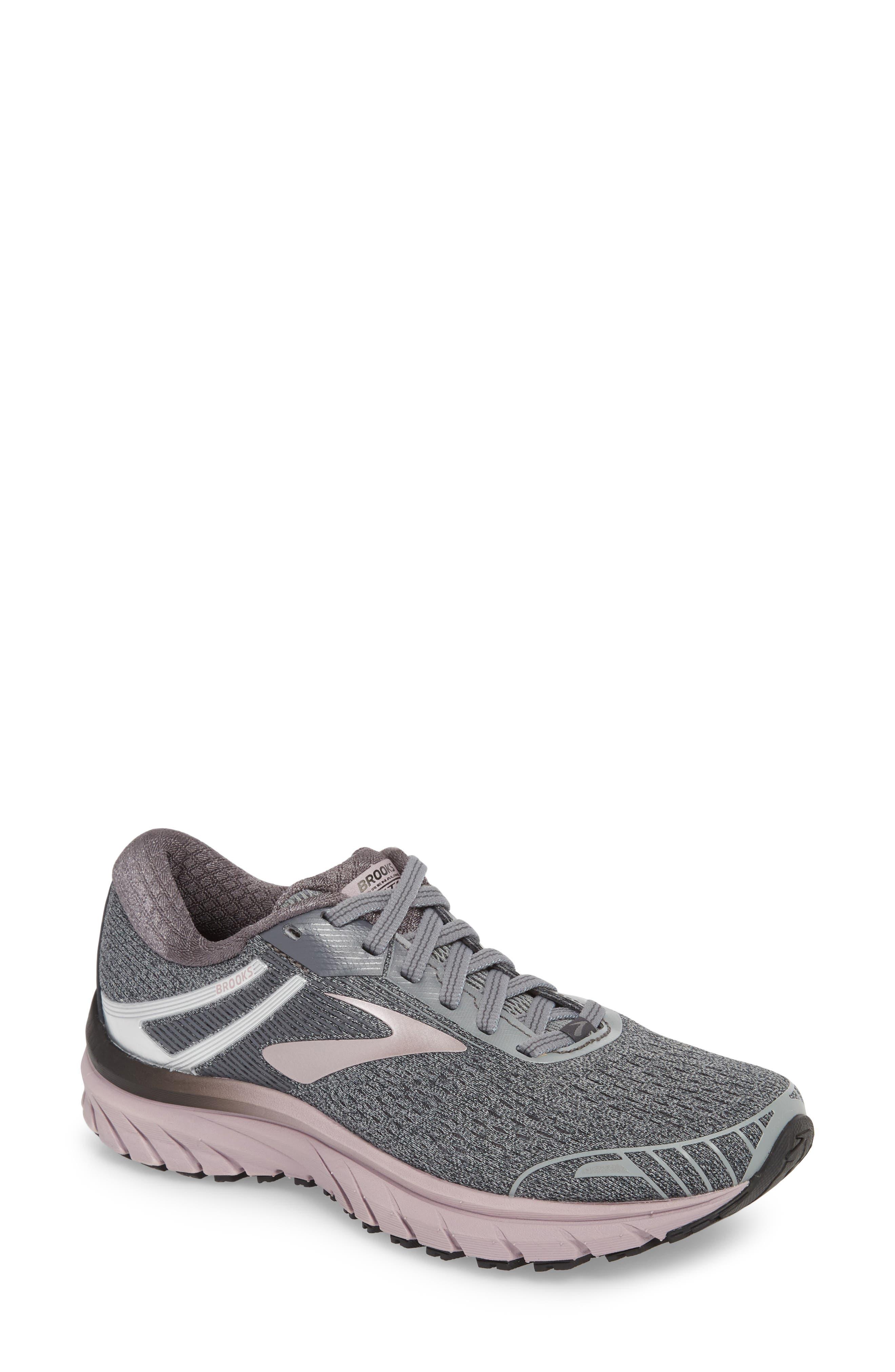Brooks Adrenaline GTS 18 Running Shoe (Women). Previous. BLACK/ BLACK; BLUE/  MINT/ PINK ...