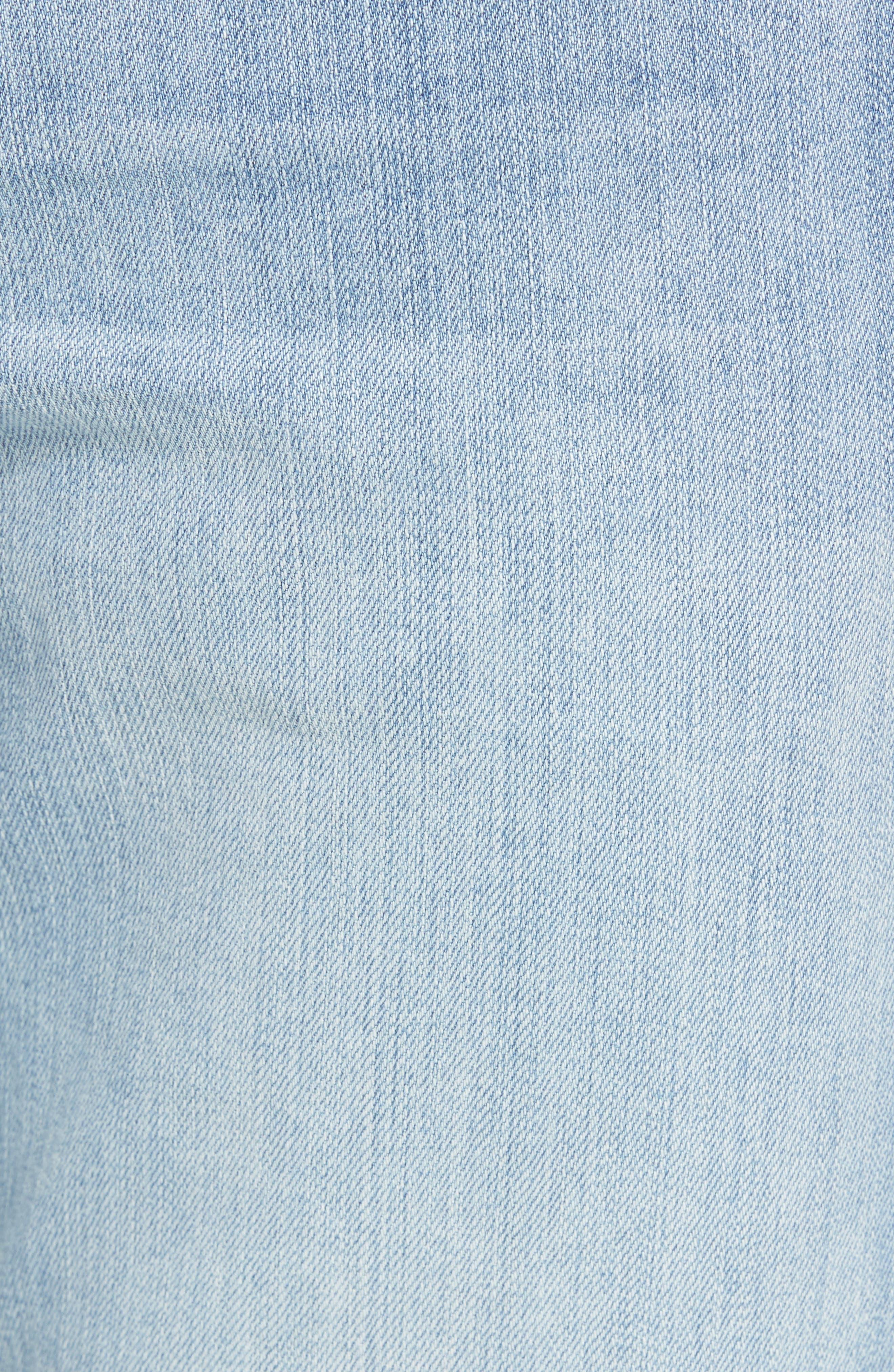 Lennox Slim Fit Jeans,                             Alternate thumbnail 3, color,                             County Destructed