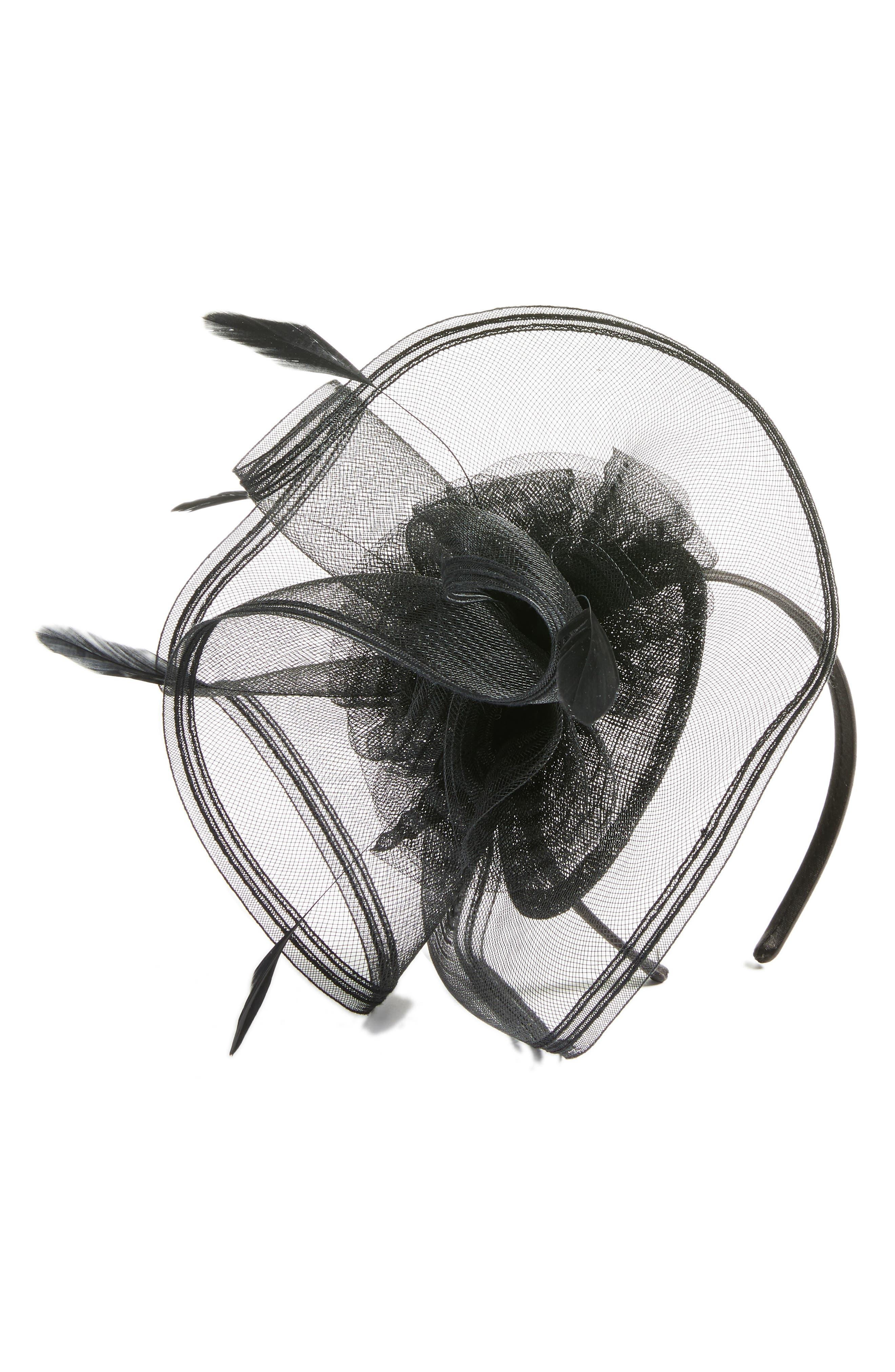 Nordstrom Border Fascinator Headband