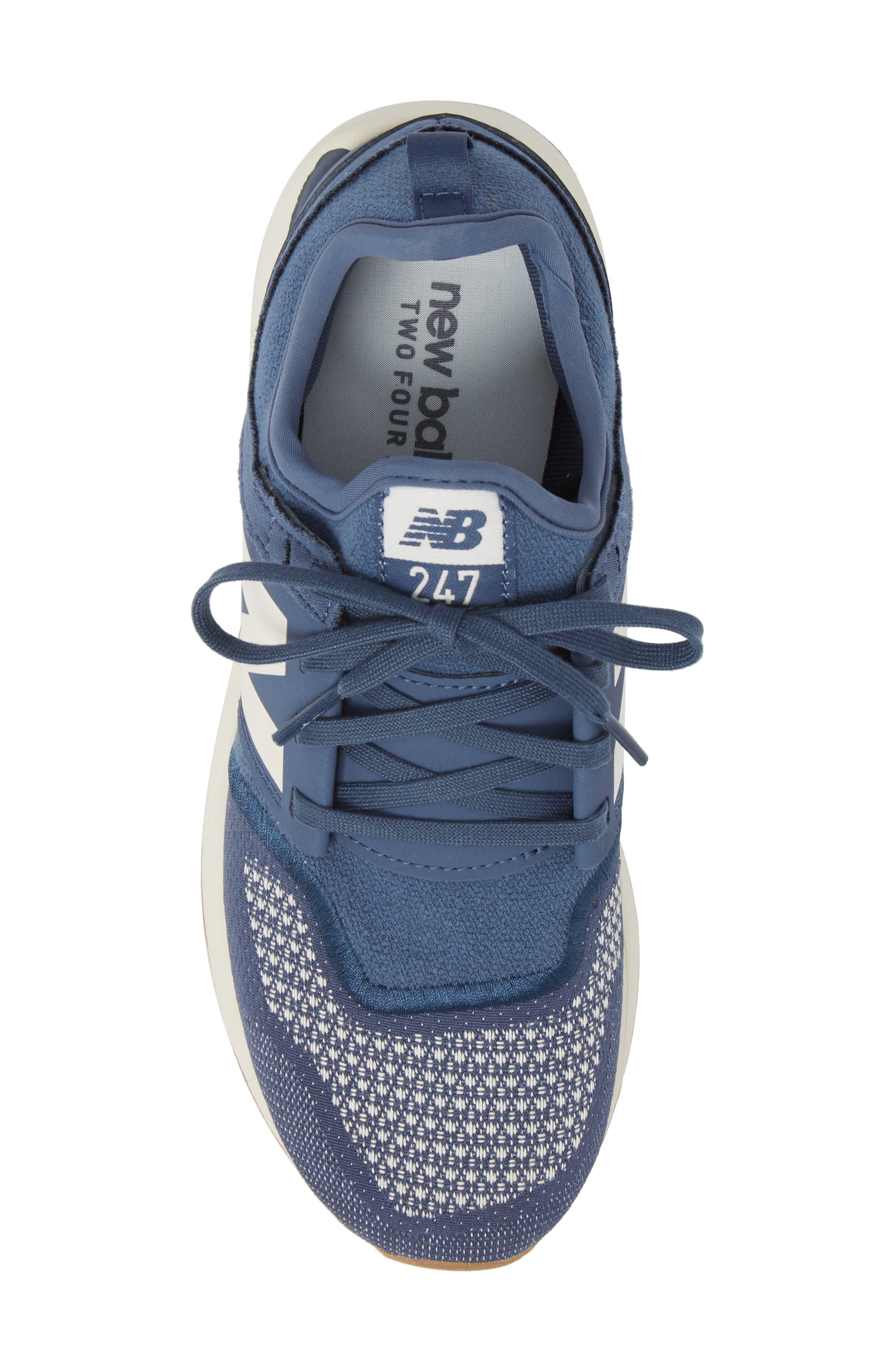 Alternate Image 5  - New Balance Sport Style 247 Sneaker (Women)