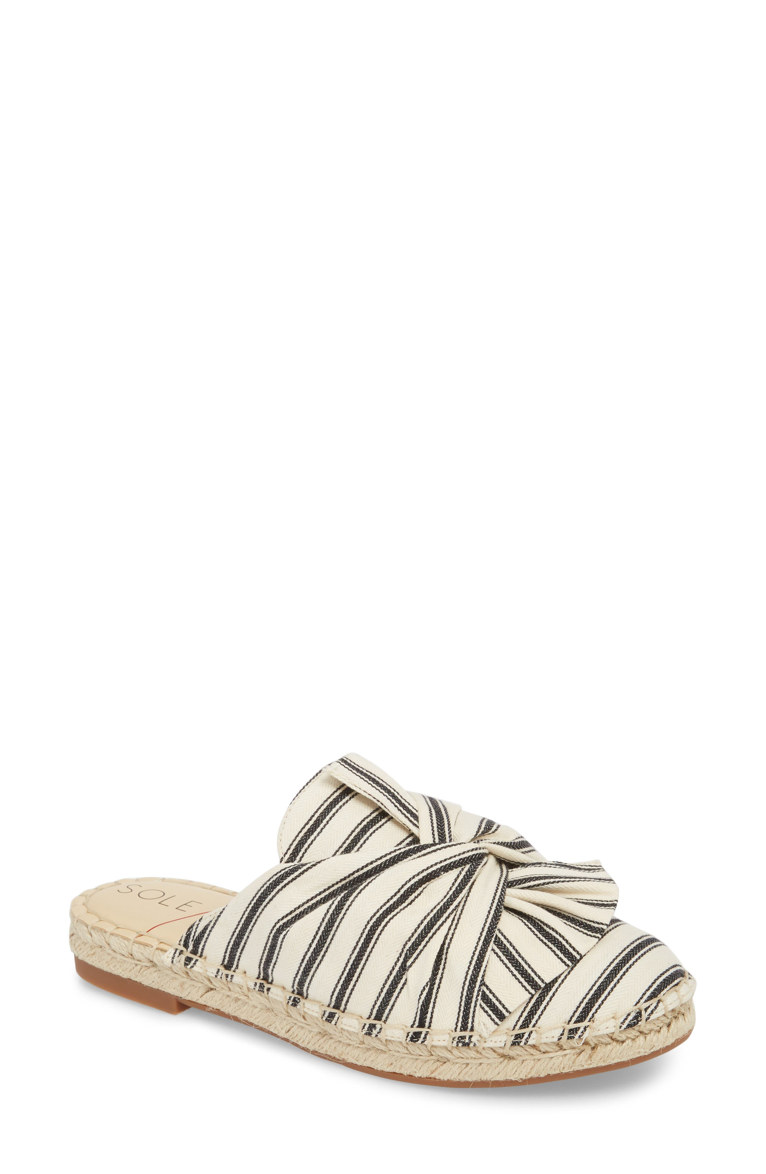 Sole Society Sammie Espadrille Slide (Women)