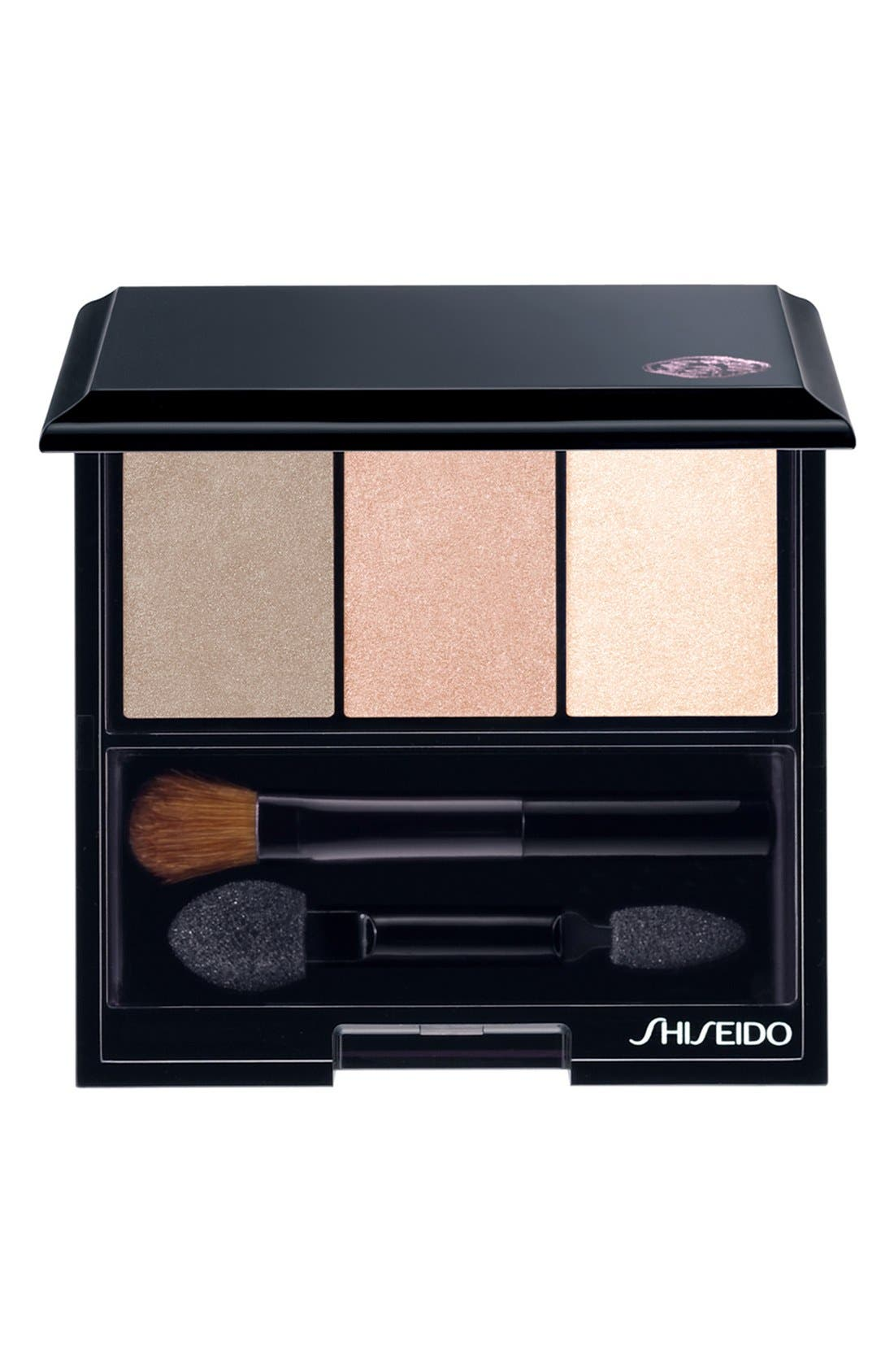 Shiseido 'The Makeup' Luminizing Satin Eye Color Trio