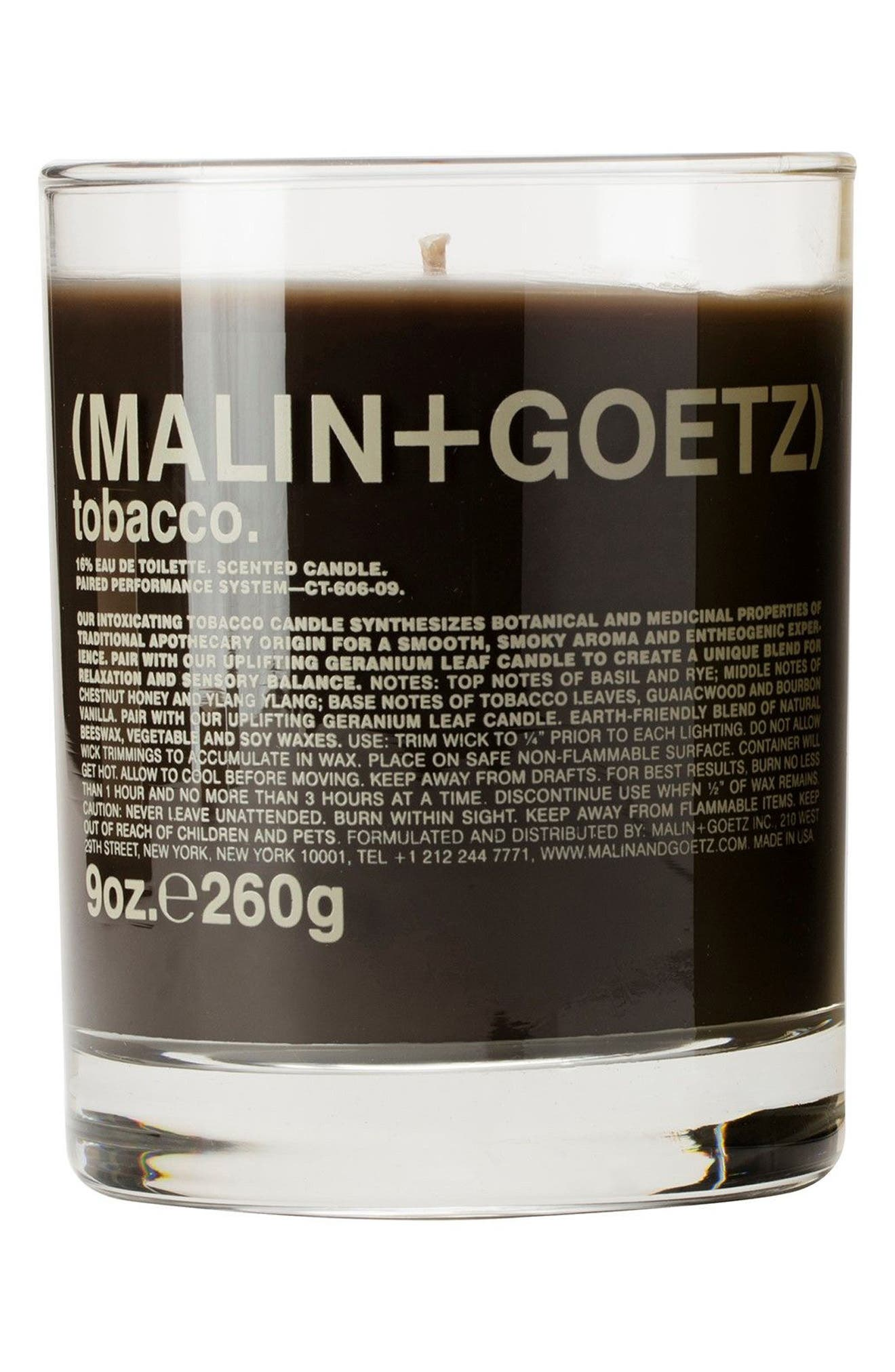 Malin + Goetz Candle