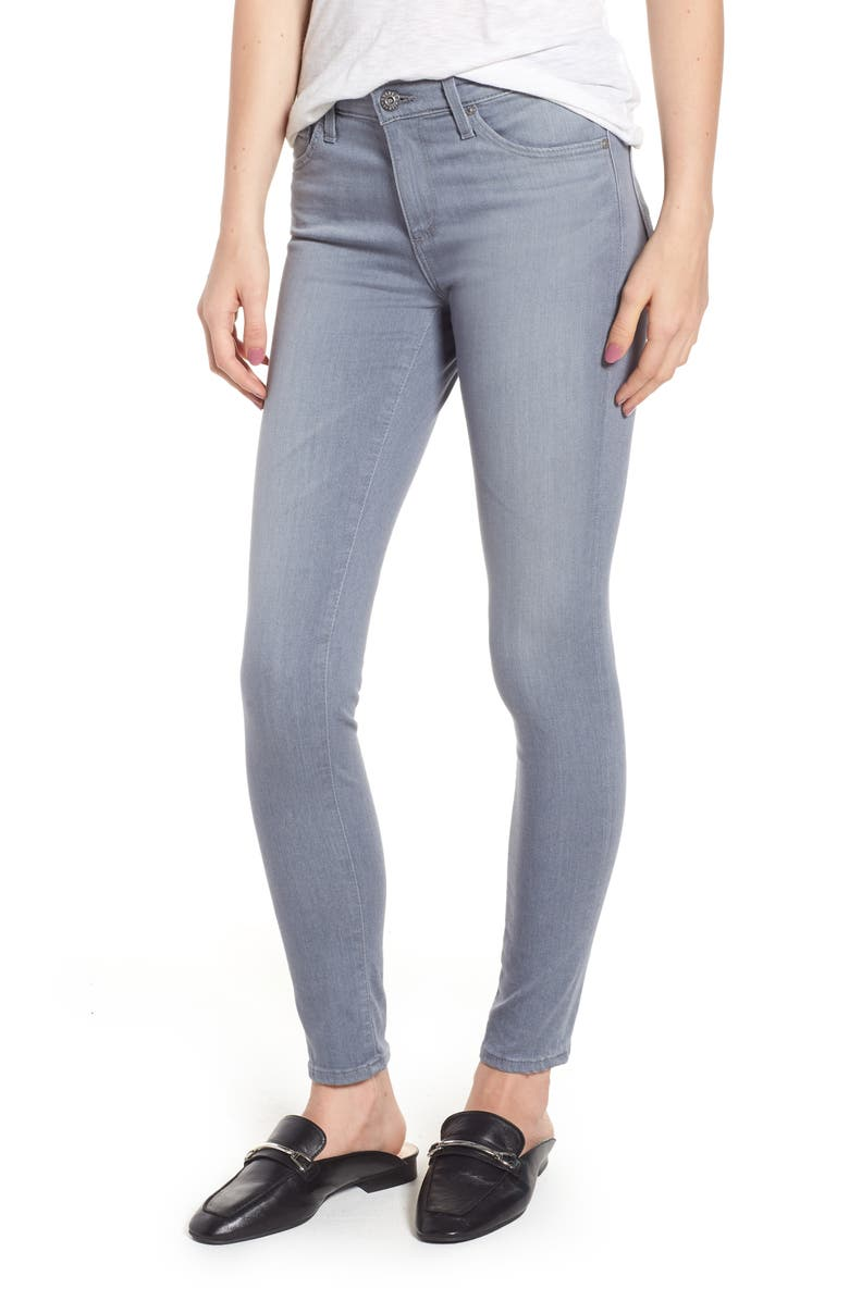 Ankle 'The Legging' Super Skinny Jeans