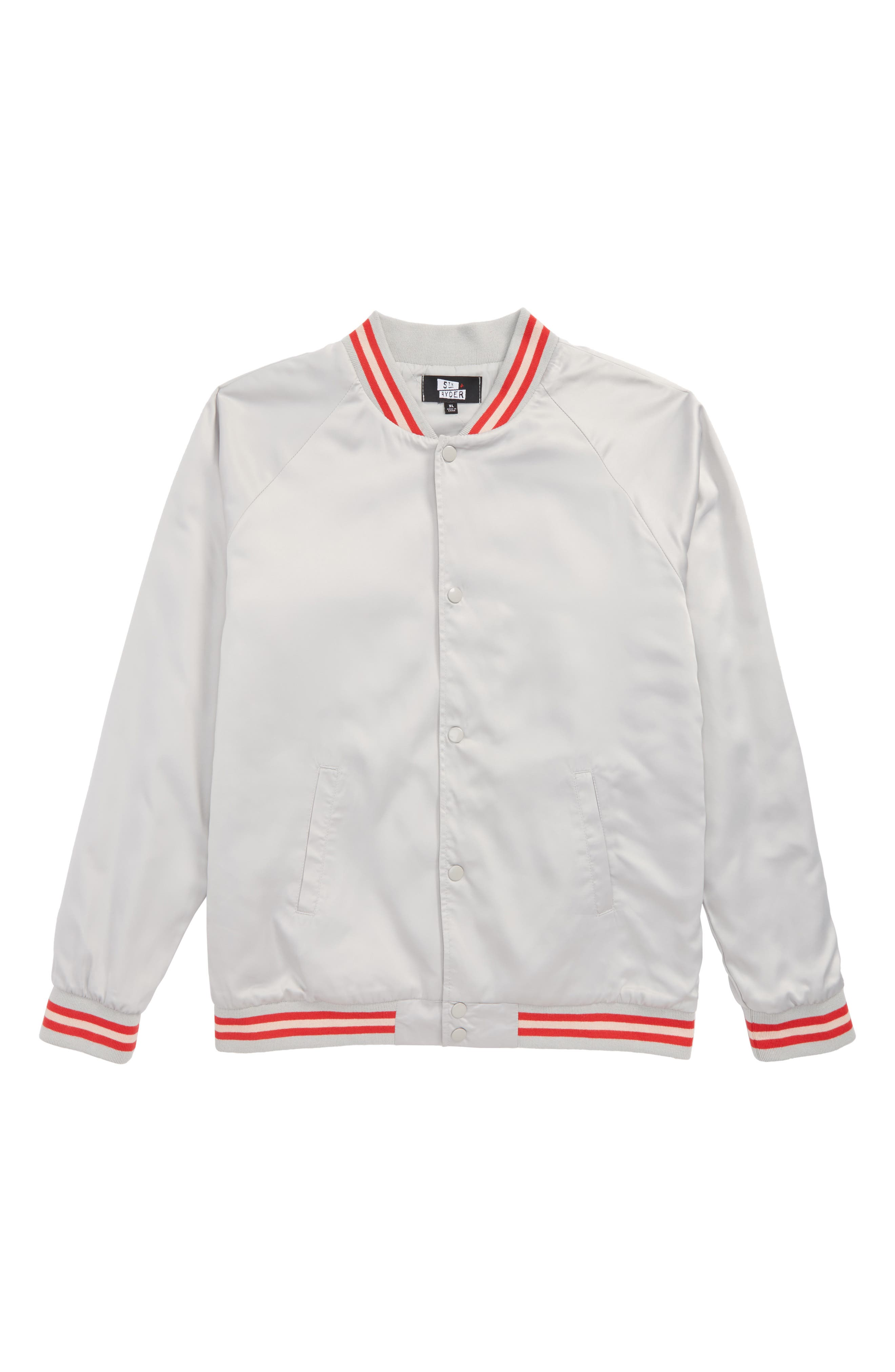 5th and Ryder Varsity Jacket (Big Boys)