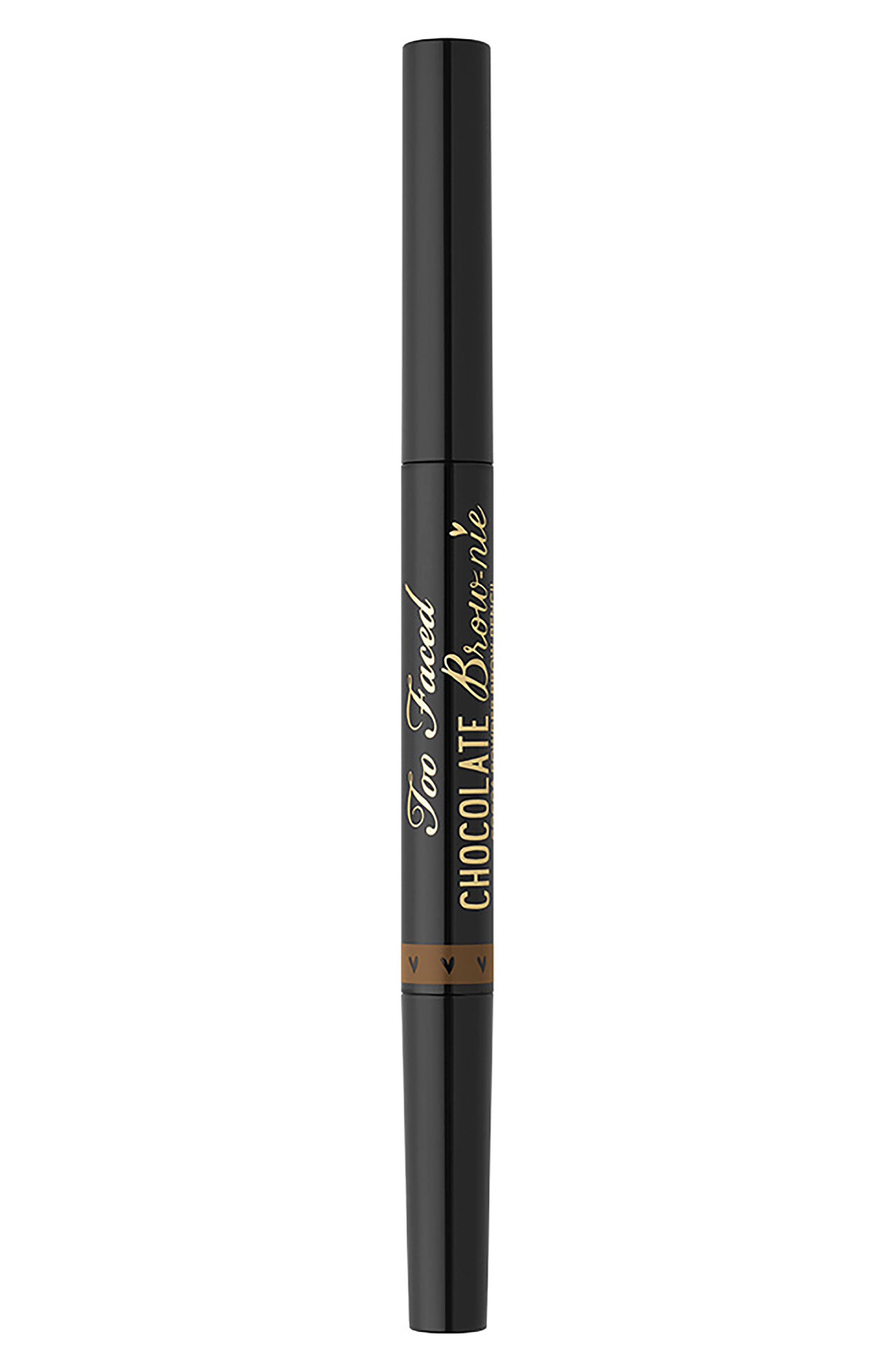 Alternate Image 3  - Too Faced Chocolate Brow-nie Cocoa Powder Brow Pencil