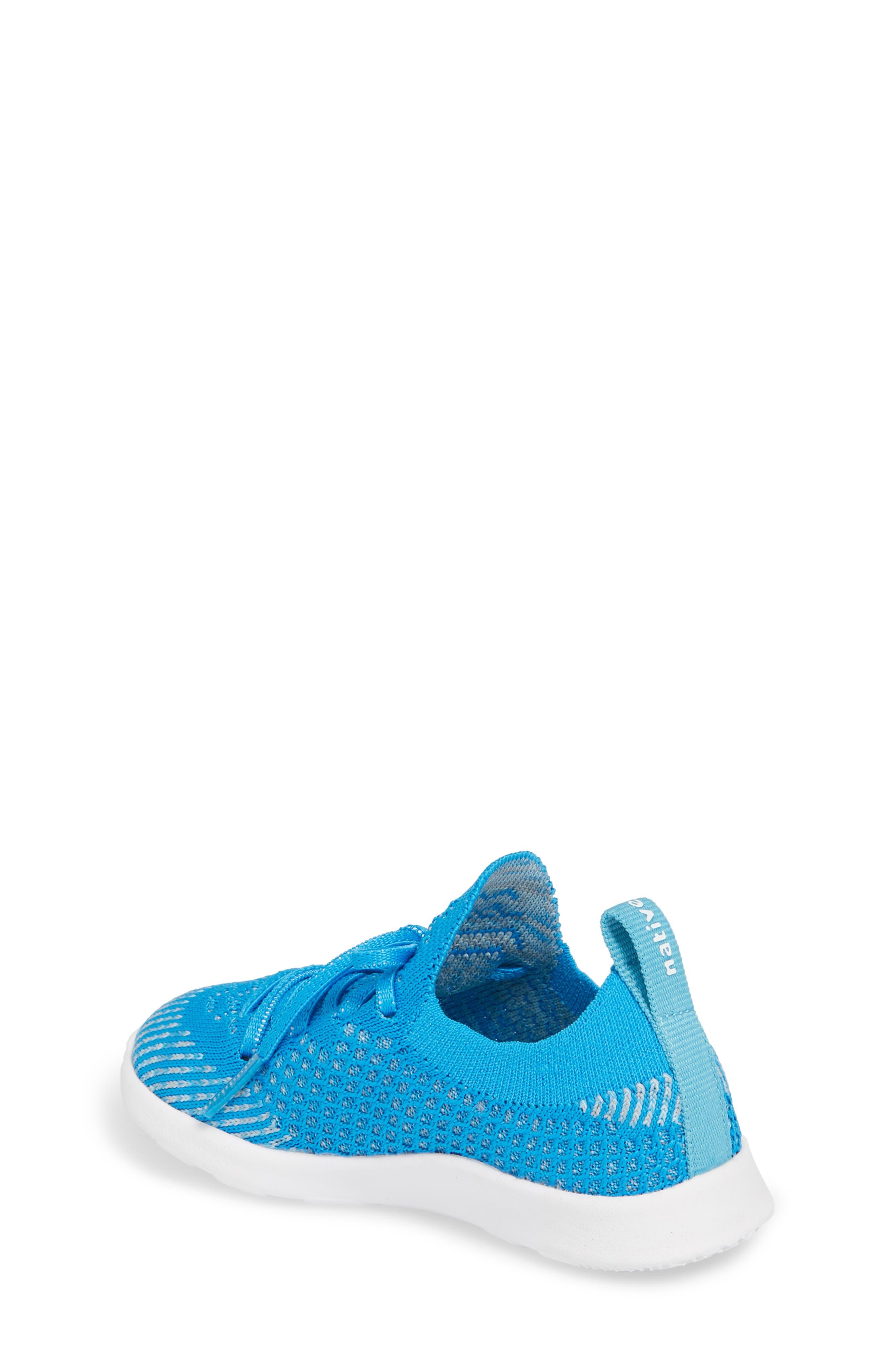 AP Mercury LiteKnit Sneaker,                             Alternate thumbnail 2, color,                             Wave Blue/ Shell White