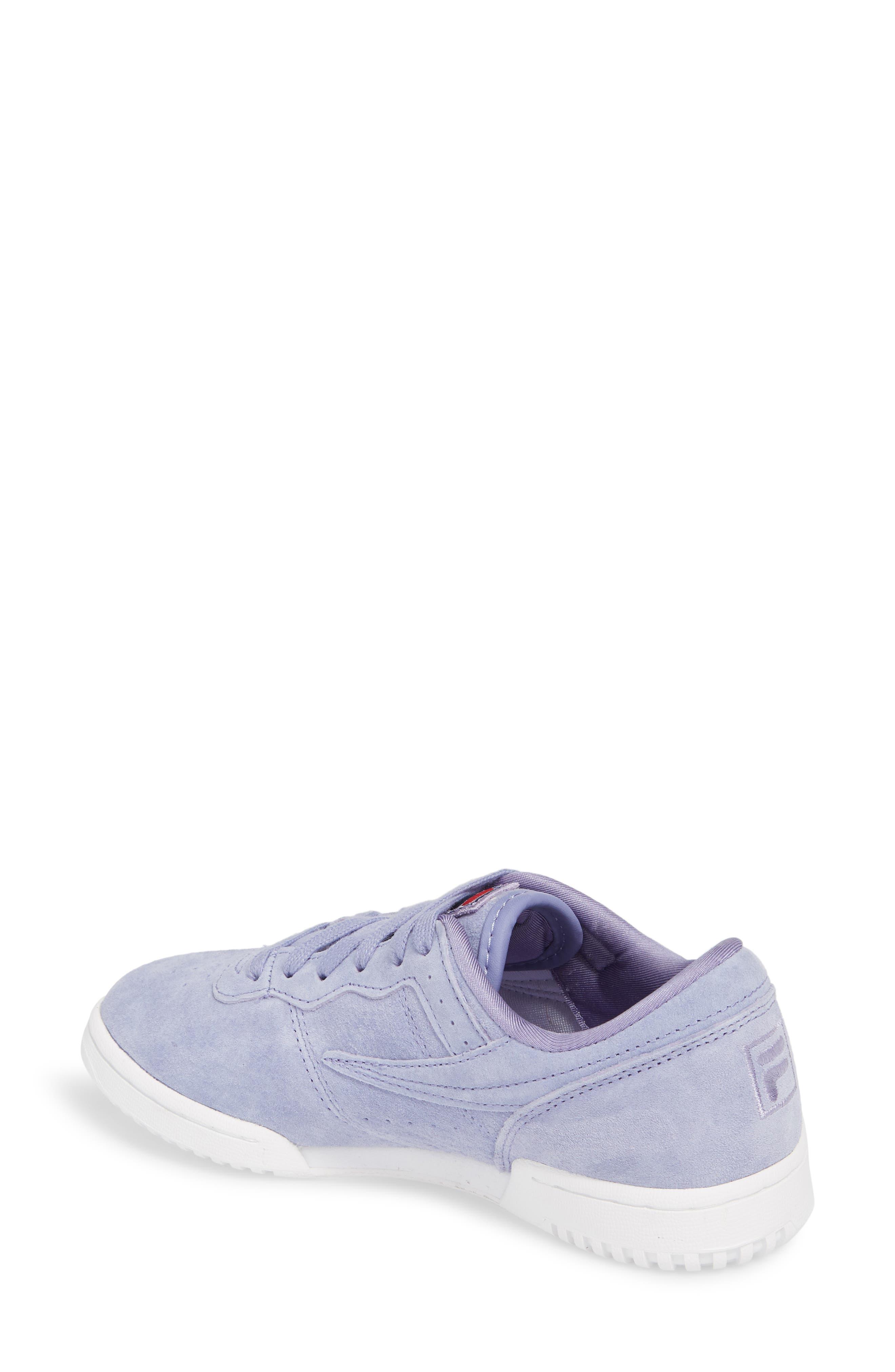 Alternate Image 2  - FILA Original Fitness Premium Sneaker (Women)