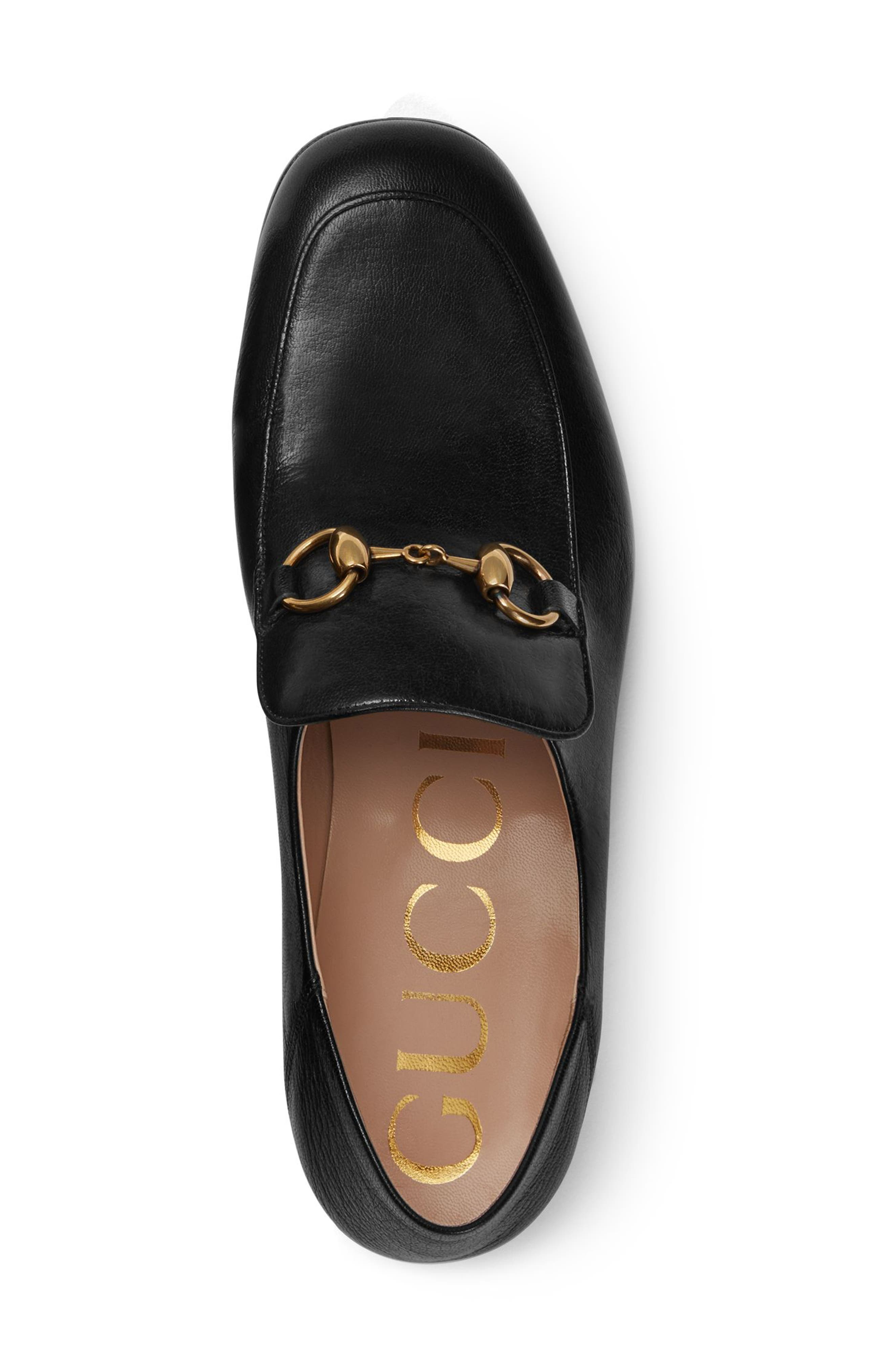 Mister Crystal Convertible Loafer,                             Alternate thumbnail 3, color,                             Black