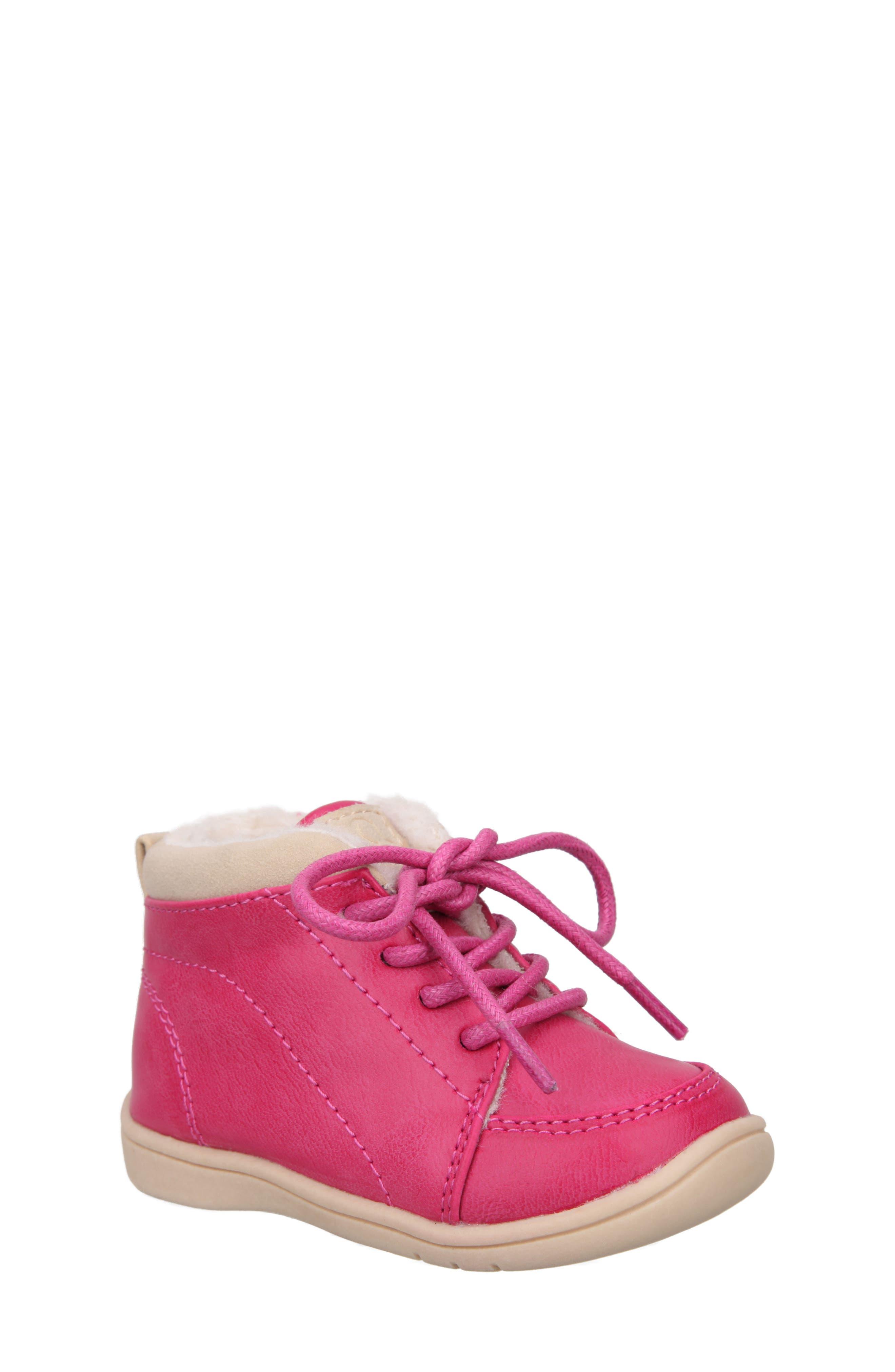 Main Image - Nina Mobility Moe Sneaker (Baby & Walker)