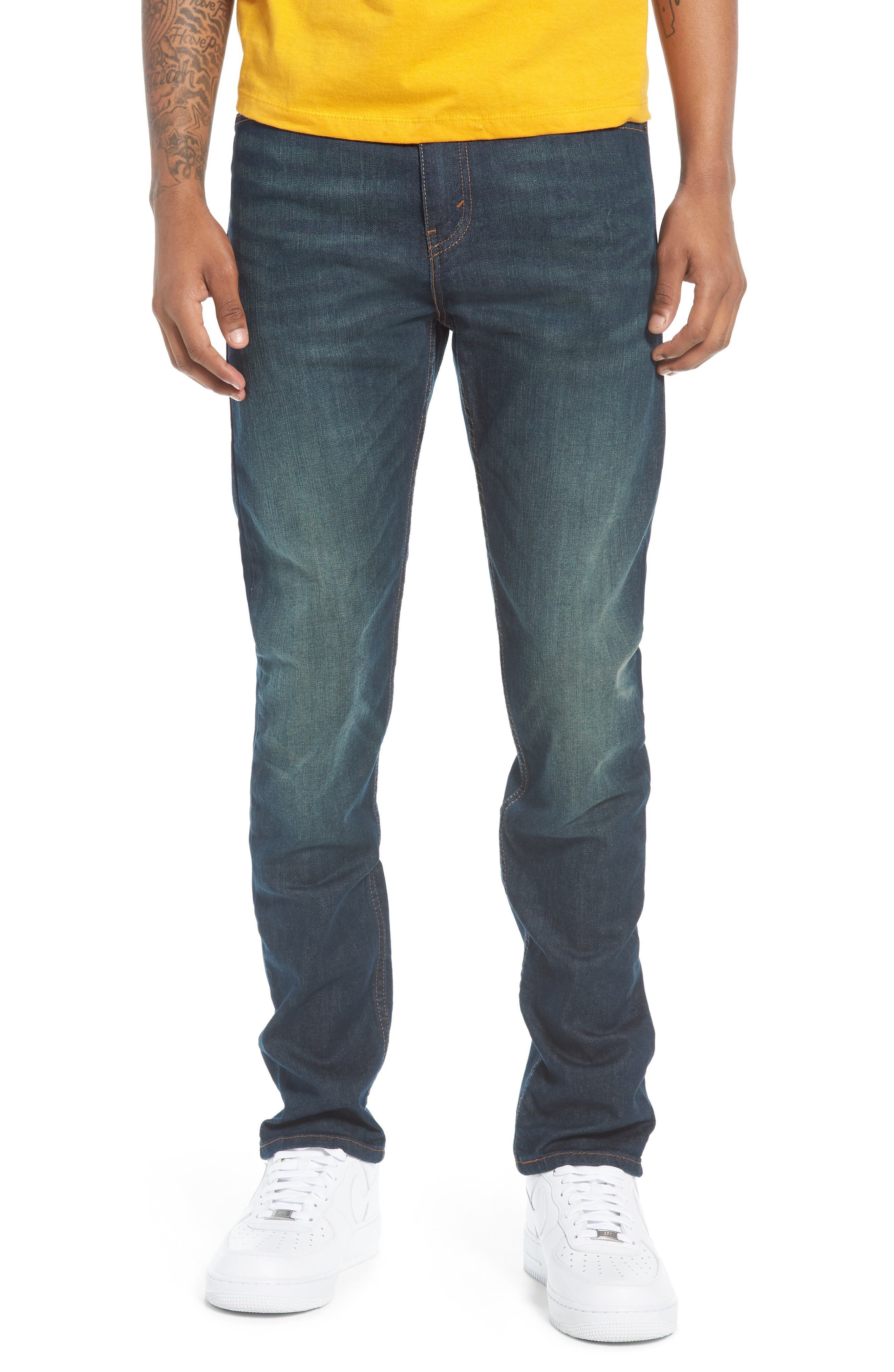 510<sup>™</sup> Skinny Fit Jeans,                             Main thumbnail 1, color,                             Midnight